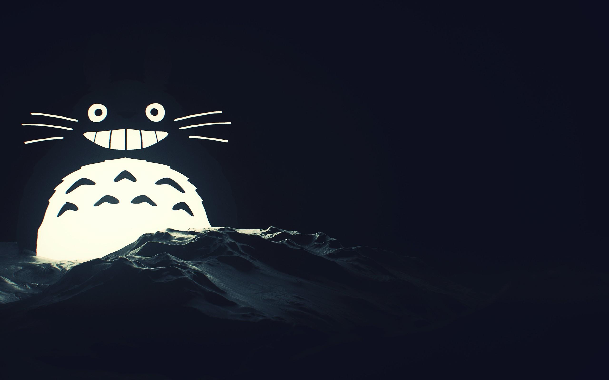 Totoro Wallpaper HD ·① WallpaperTag