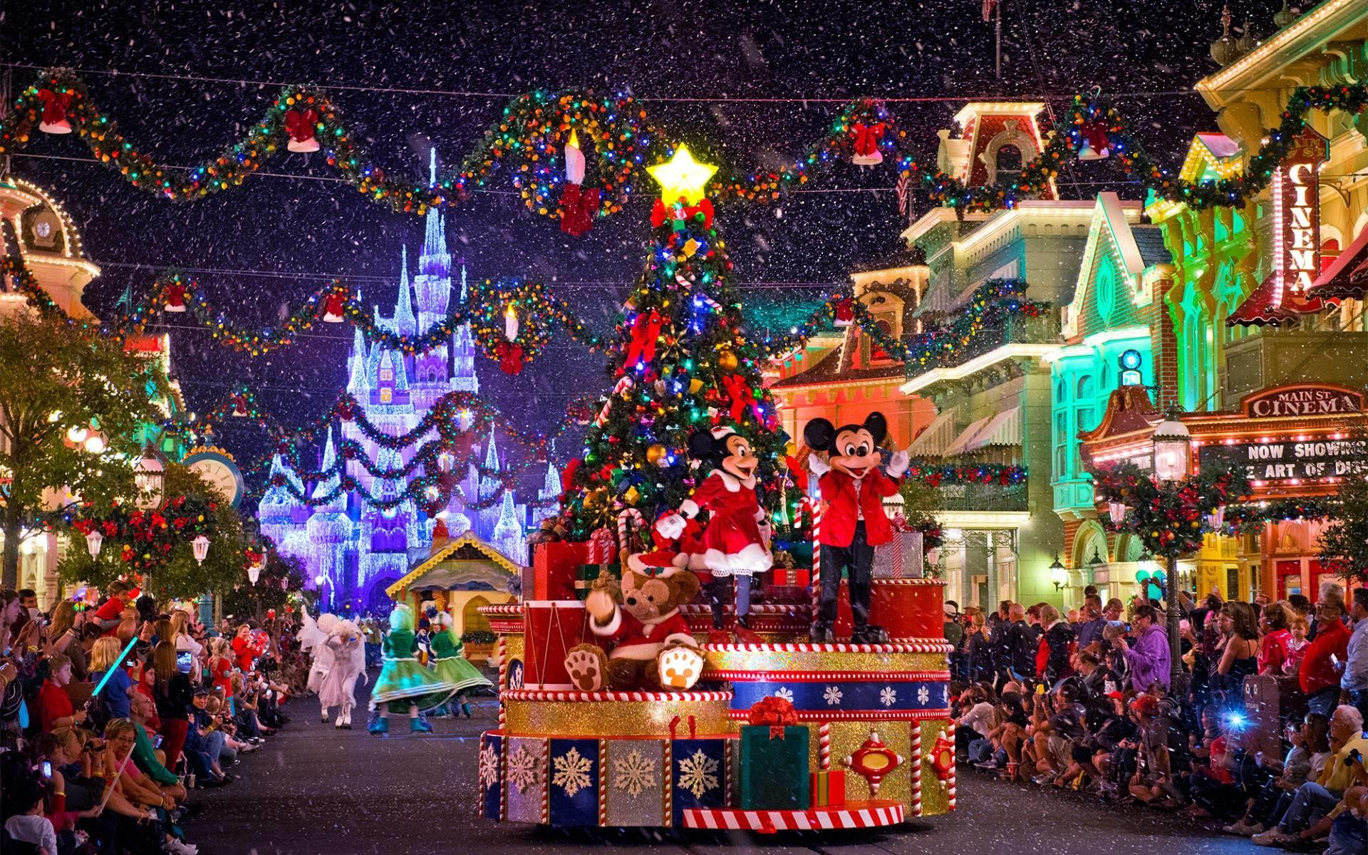 Disney Christmas Wallpaper Desktop ·① WallpaperTag