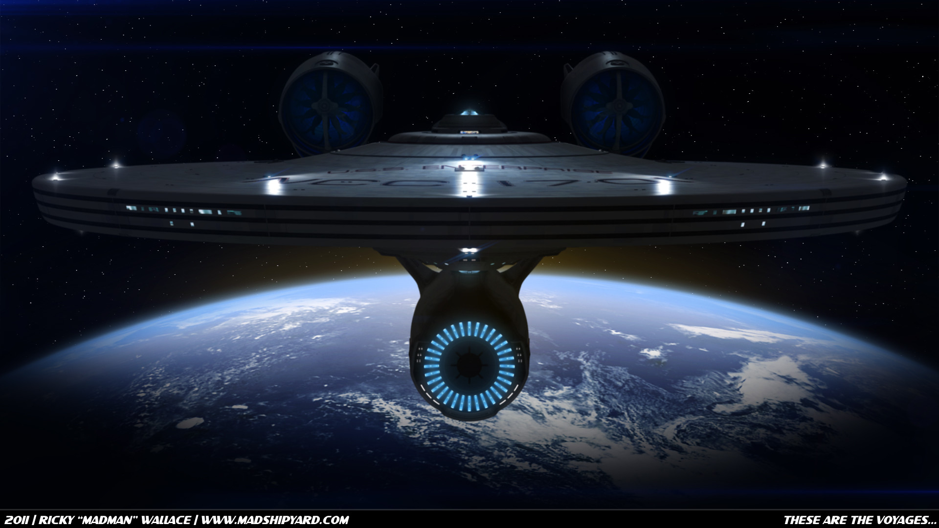 Starship Enterprise Wallpaper ·① WallpaperTag
