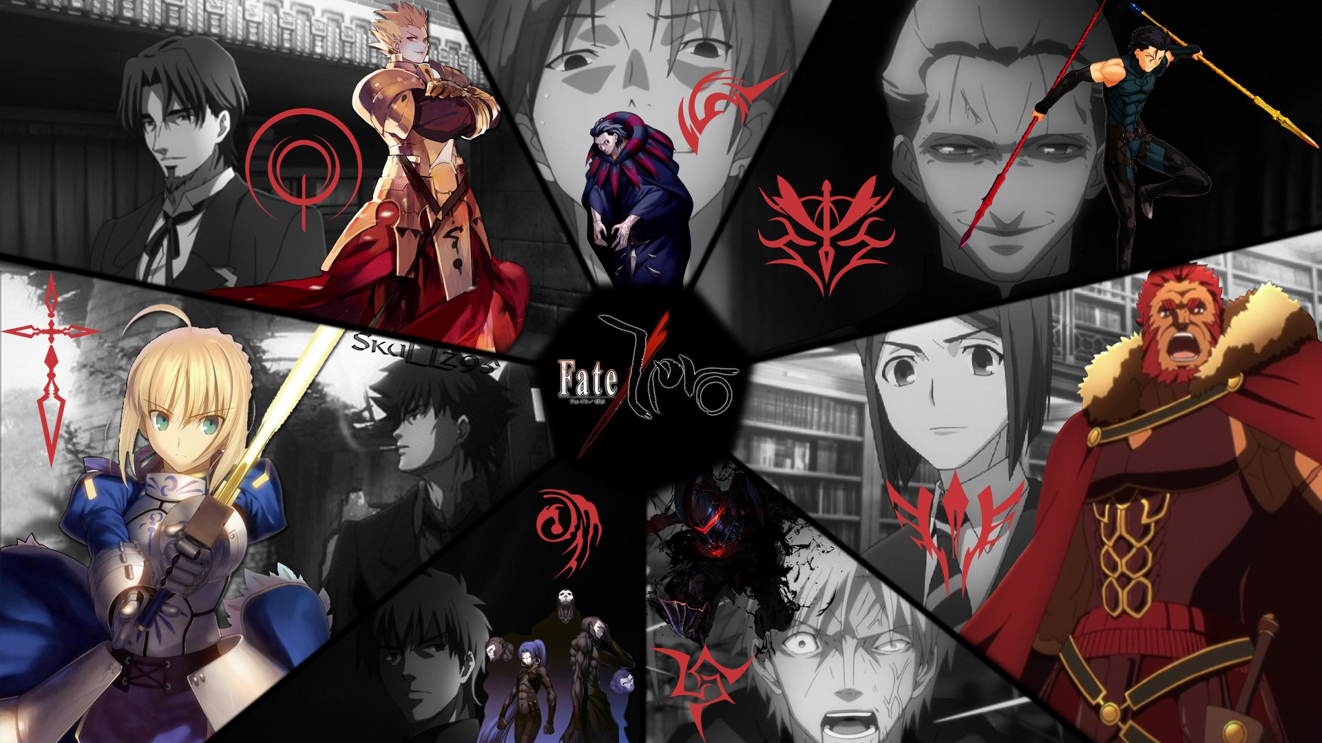 Fate Zero Wallpaper Download Free High Resolution Backgrounds