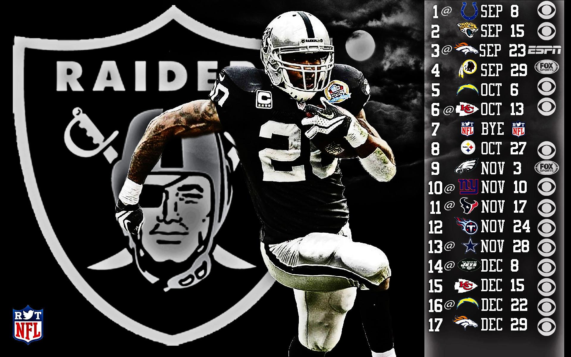 Raiders 2018 Wallpaper 1