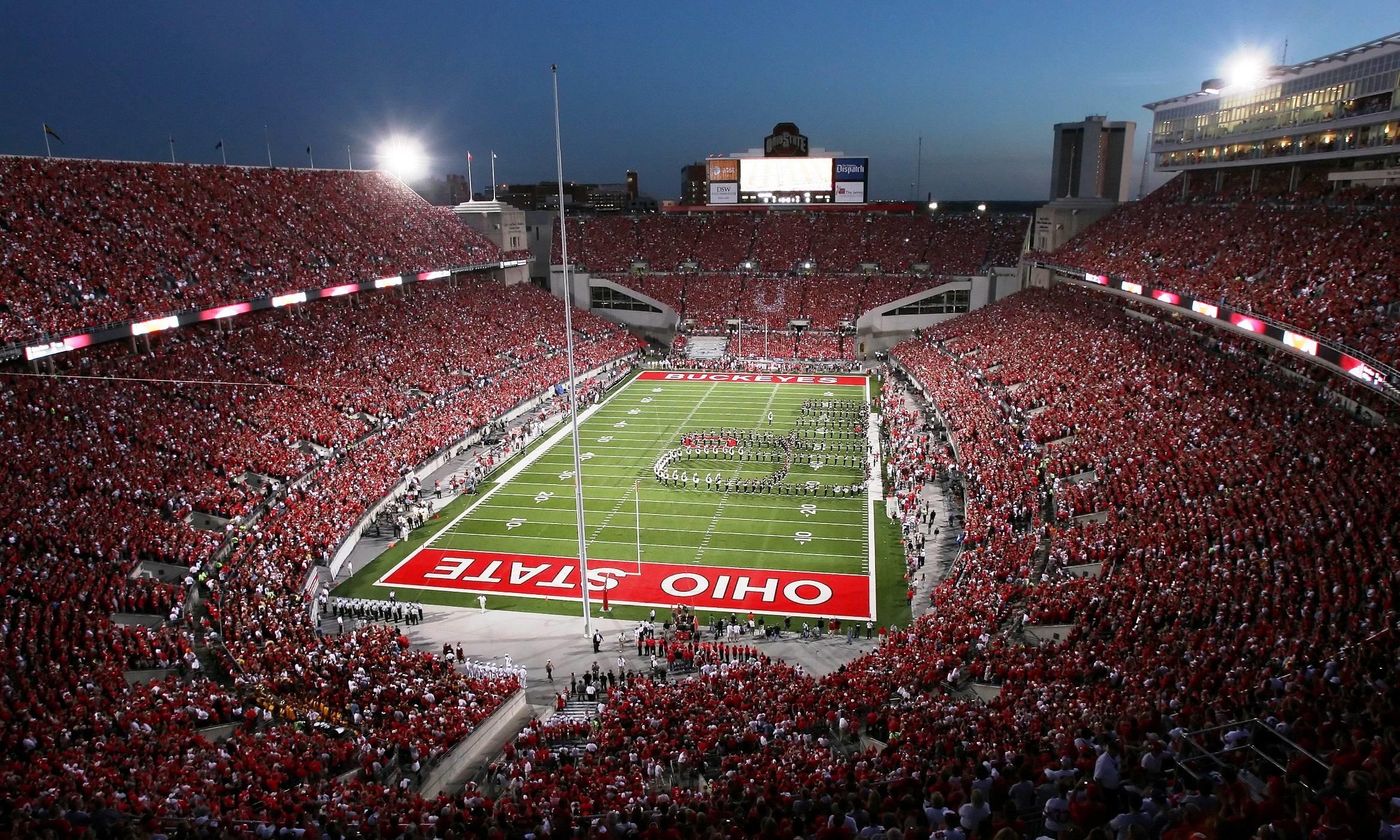 Football Wallpapers 23: Ohio State Buckeyes Football Wallpaper ·① WallpaperTag