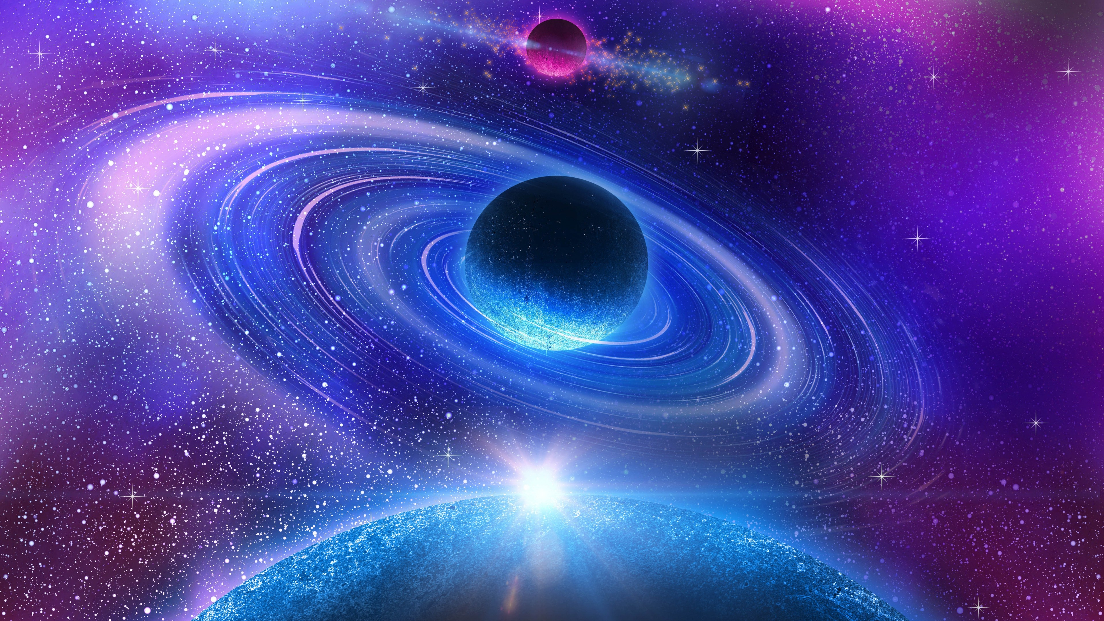 High Resolution Wallpaper 4k: Space Wallpaper 4K ·① Download Free Awesome High