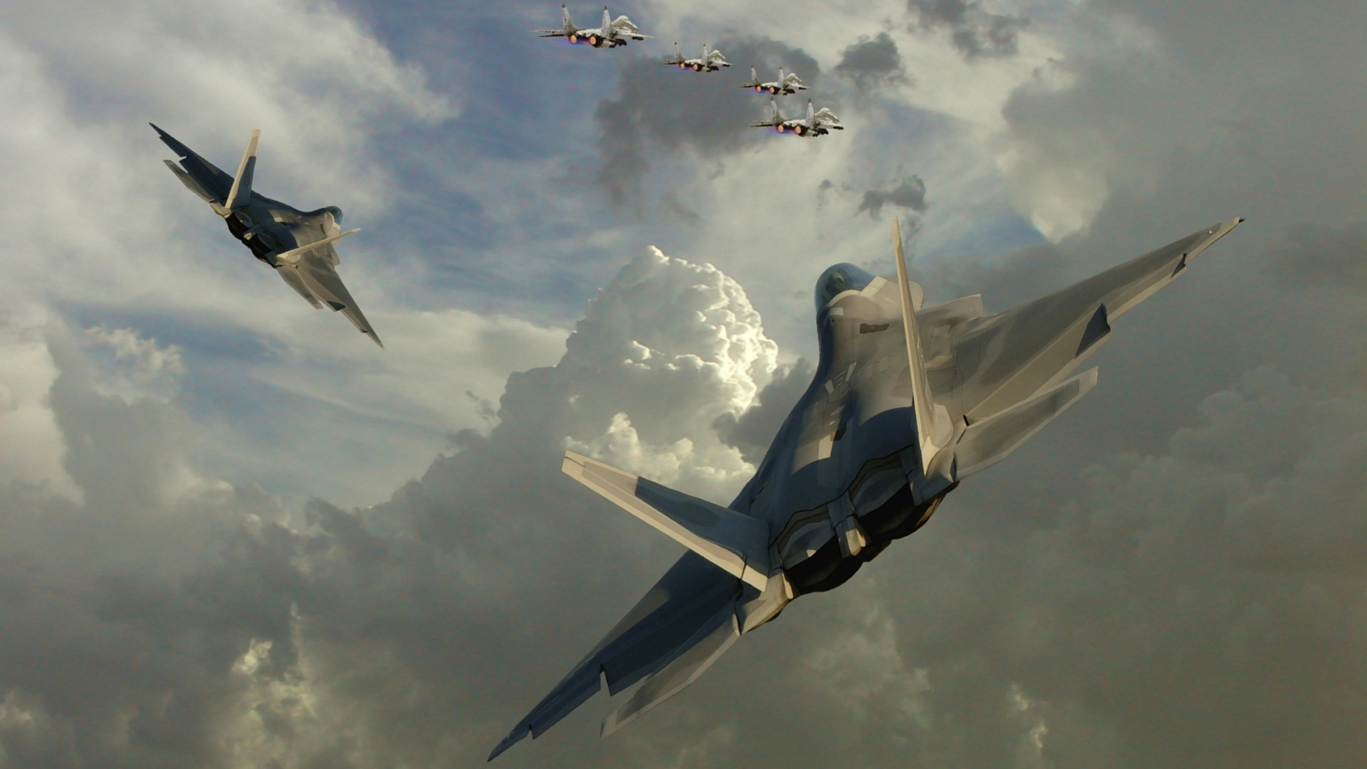 Fighter Jet Wallpapers 1