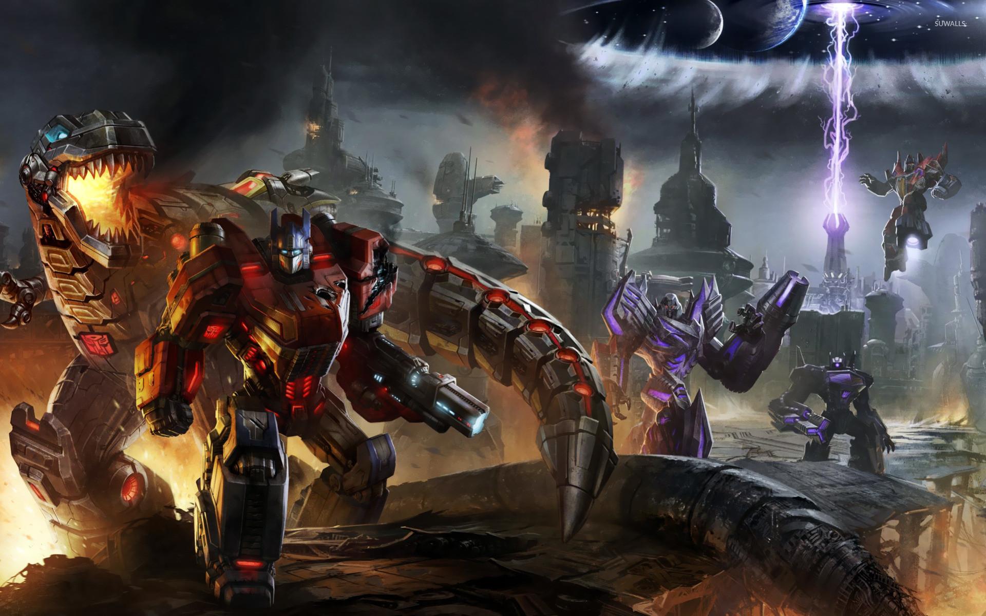 transformers war for cybertron setup download
