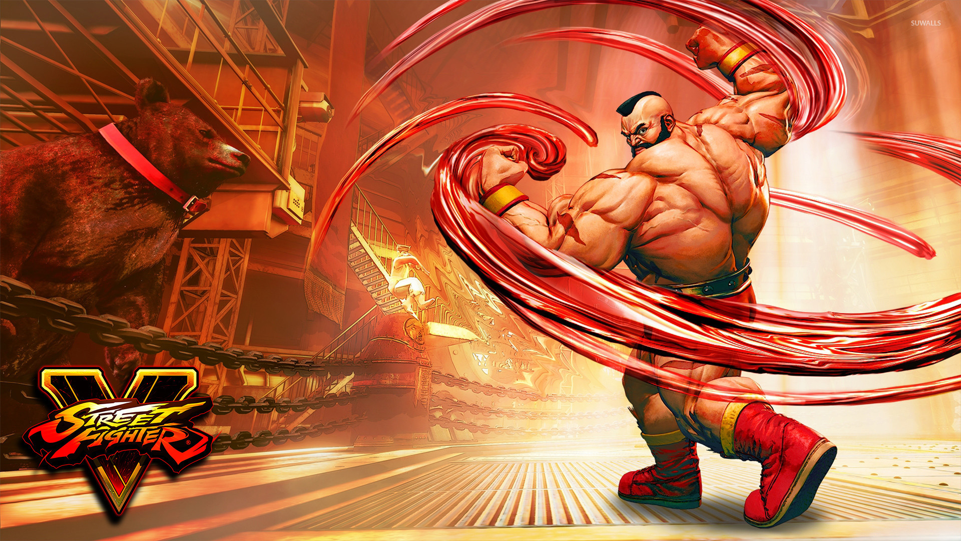 Zangief Wallpaper Wallpapertag
