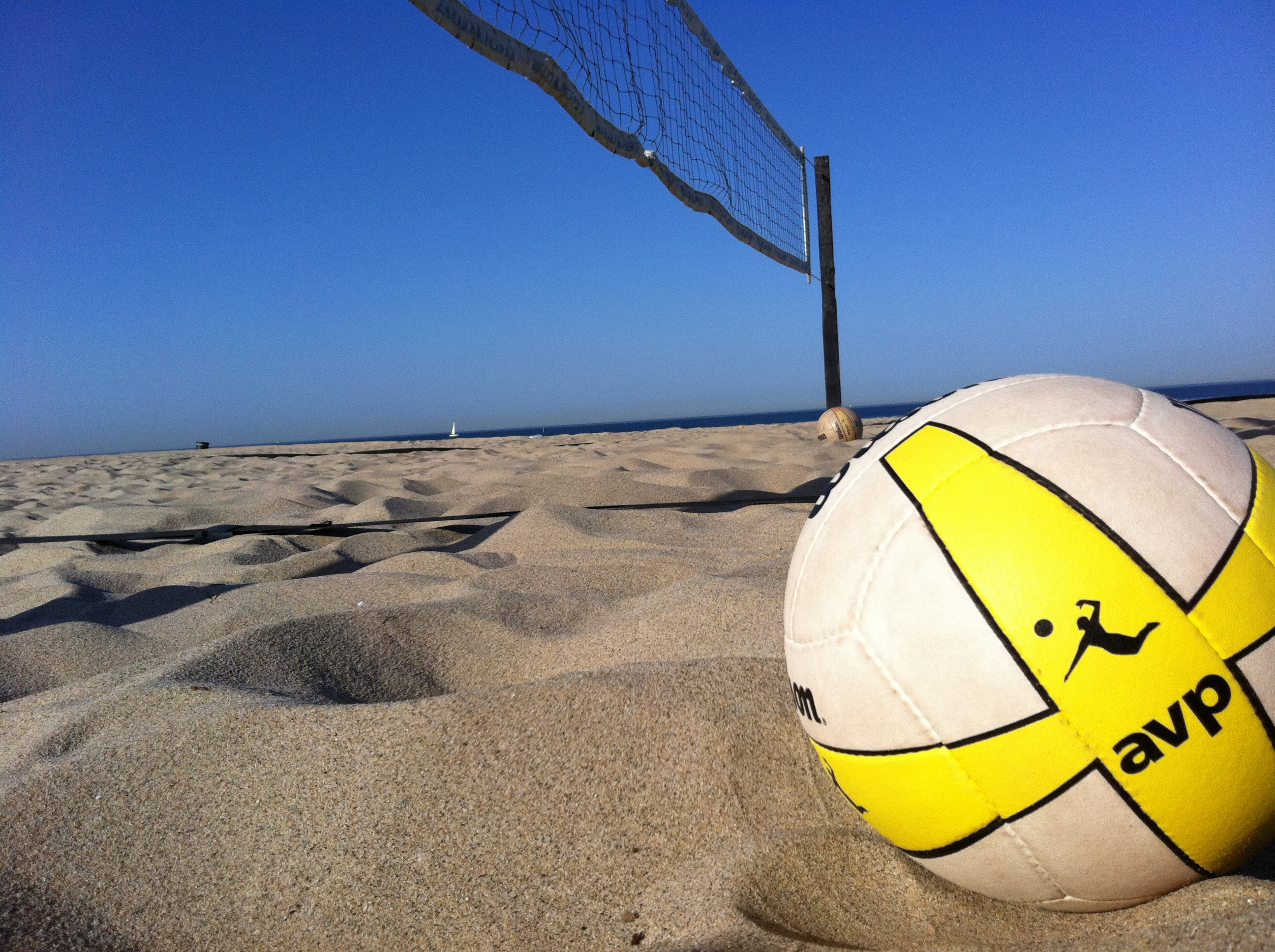 Volleyball Wallpapers: Volleyball Court Wallpaper ·①