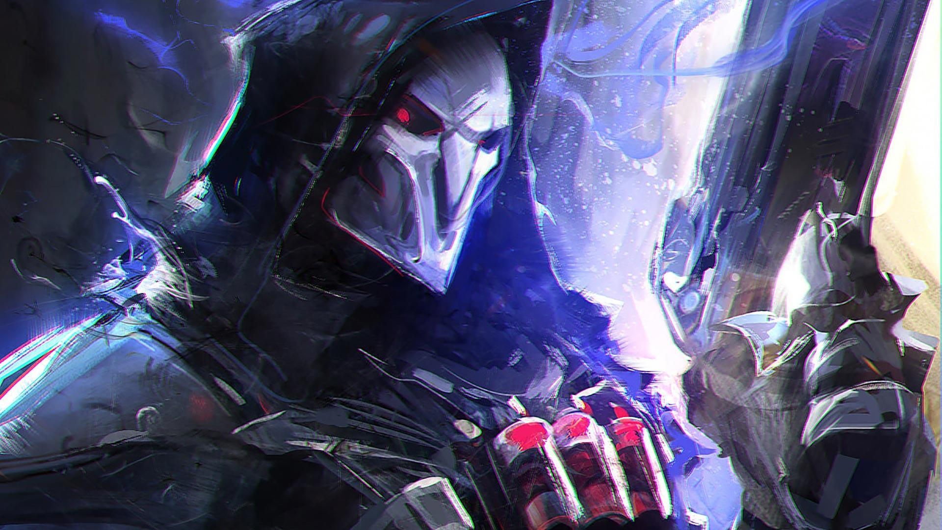 Reaper Overwatch wallpaper ·① Download free amazing full ...