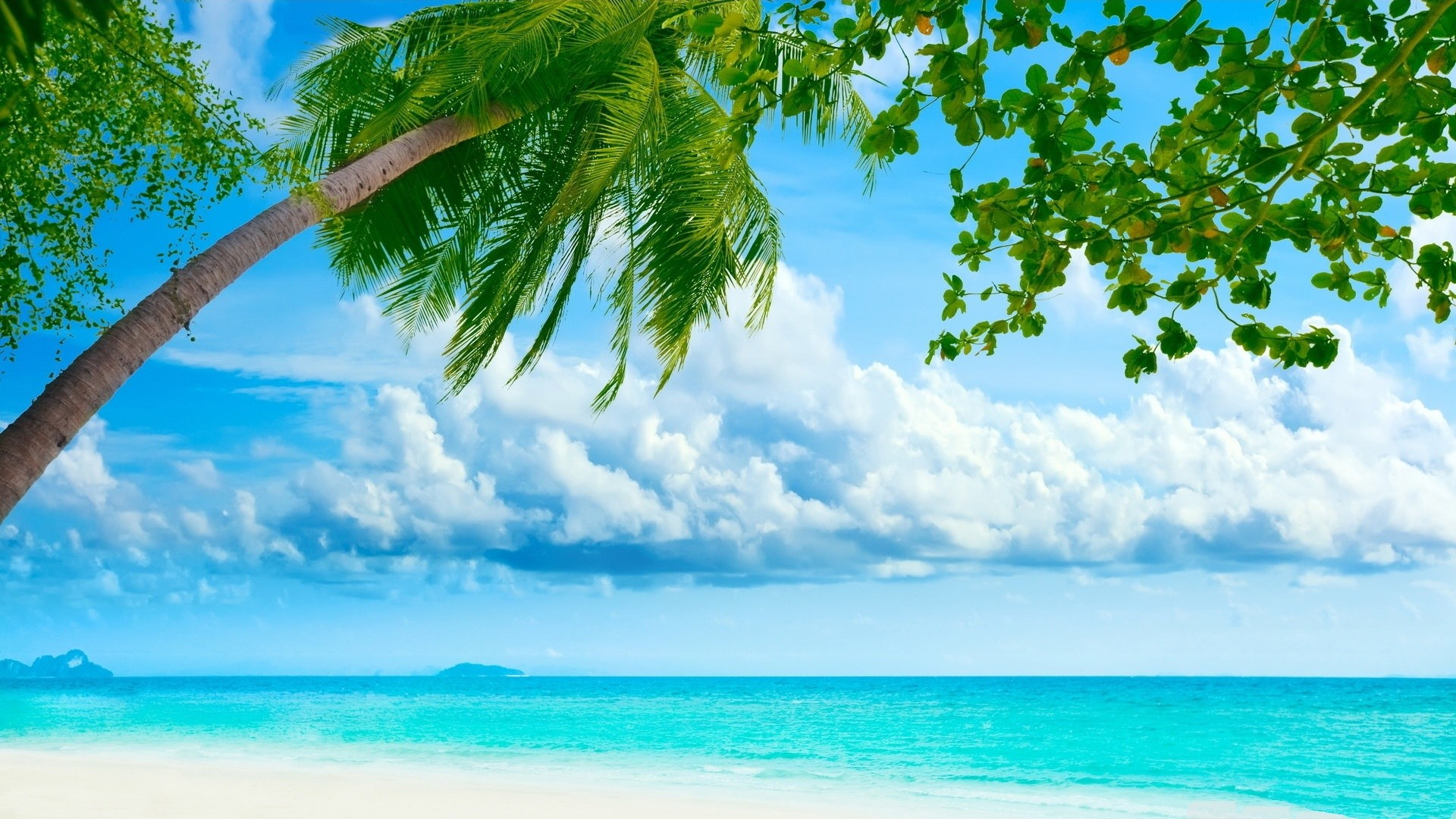 Tropical Island Desktop Backgrounds ·① WallpaperTag