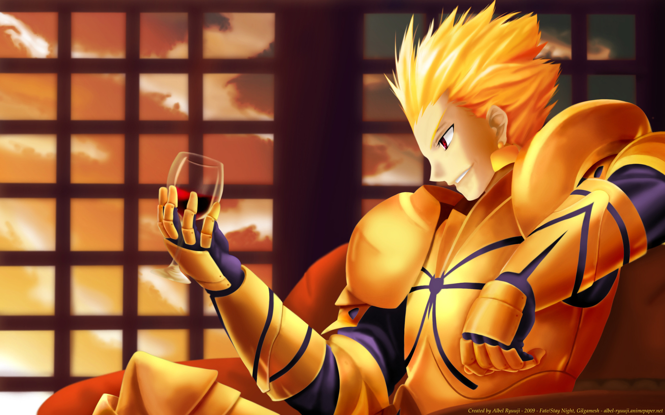 gilgamesh fatezero wallpapers 183��