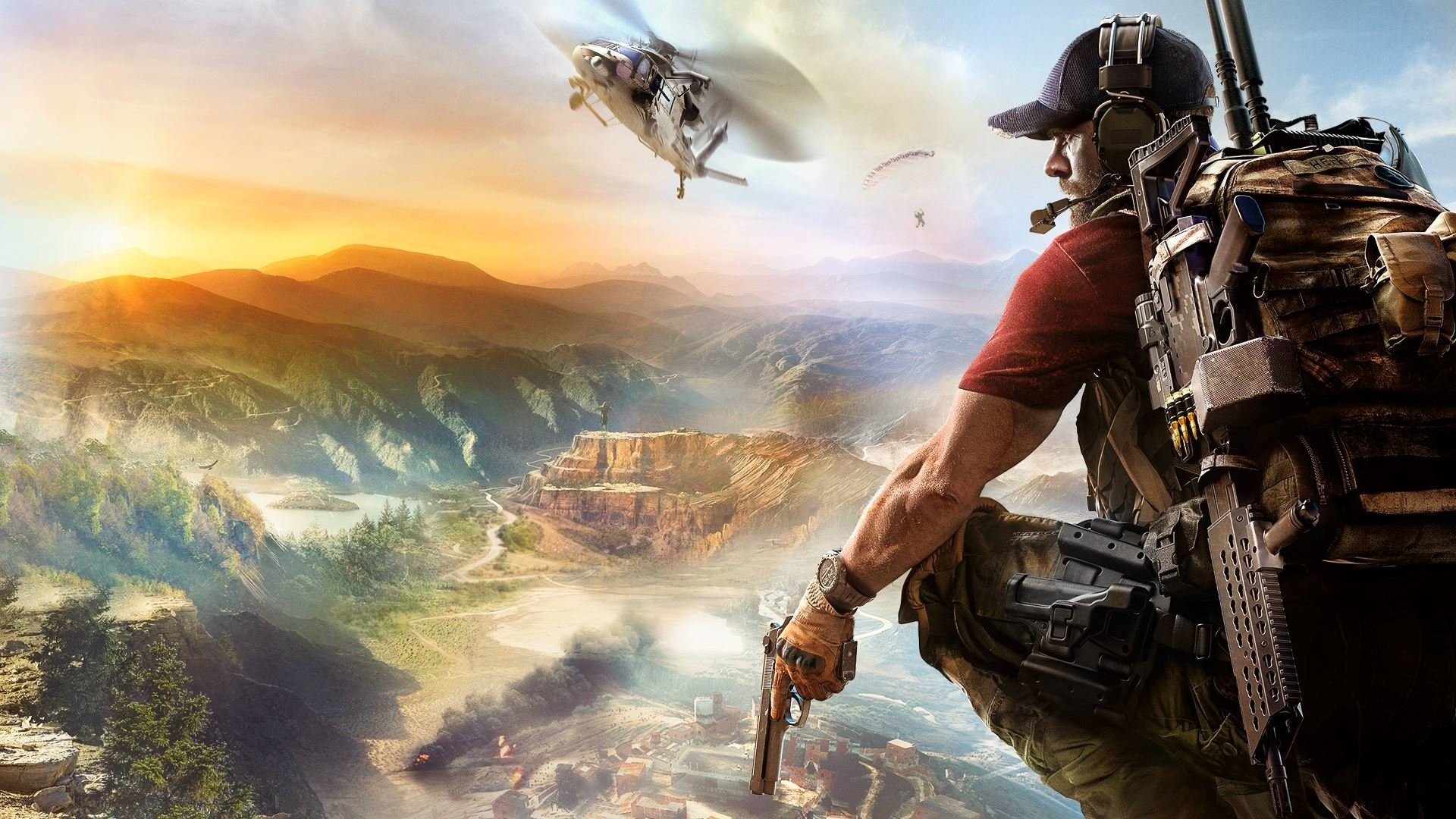 Ghost Recon Wildlands PC Download
