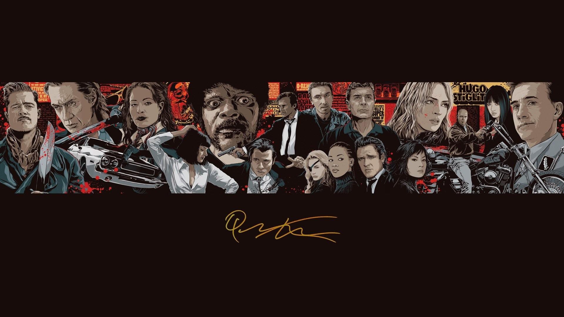 Pulp Fiction Wallpapers Wallpapertag
