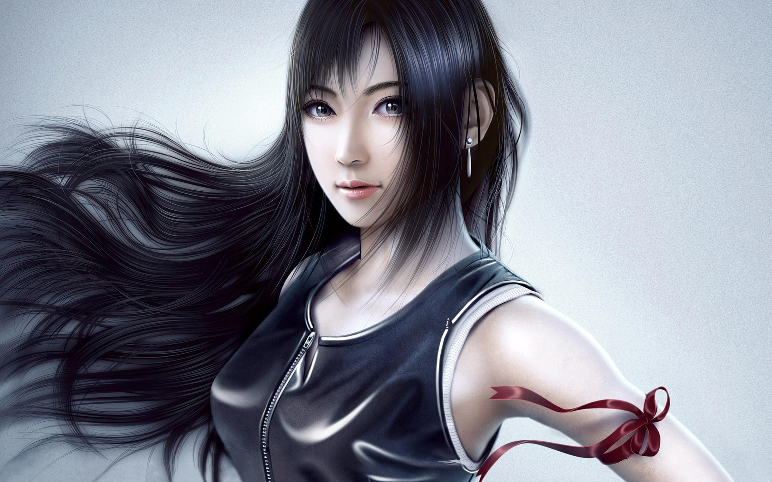 Tifa Lockhart at Fallout 4 Nexus - Mods and community