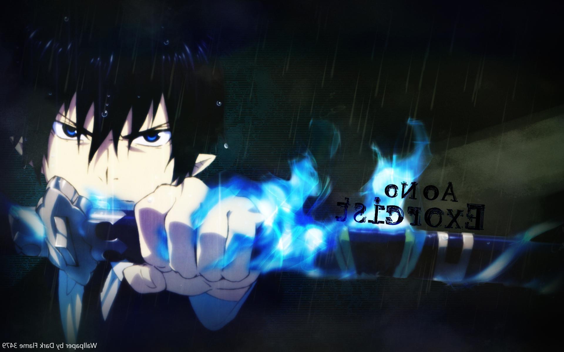 anime blue exorcist