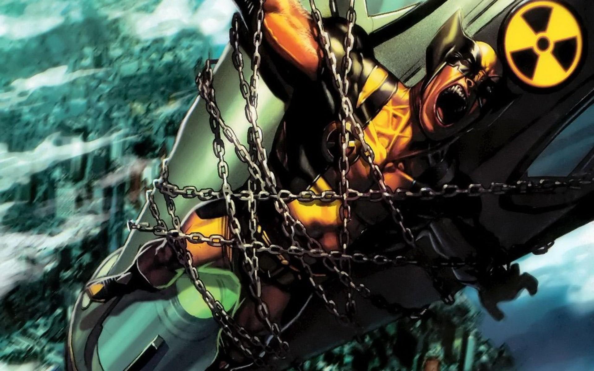 Wolverine Comic Wallpaper ·① WallpaperTag
