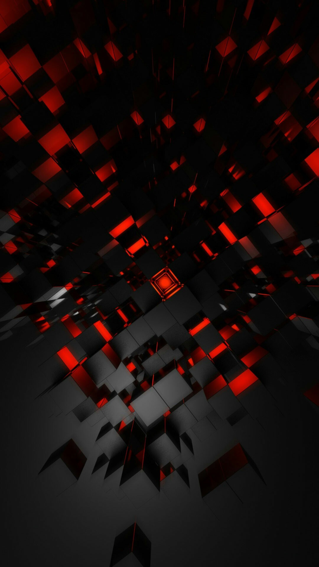 Abstract backgrounds red and black