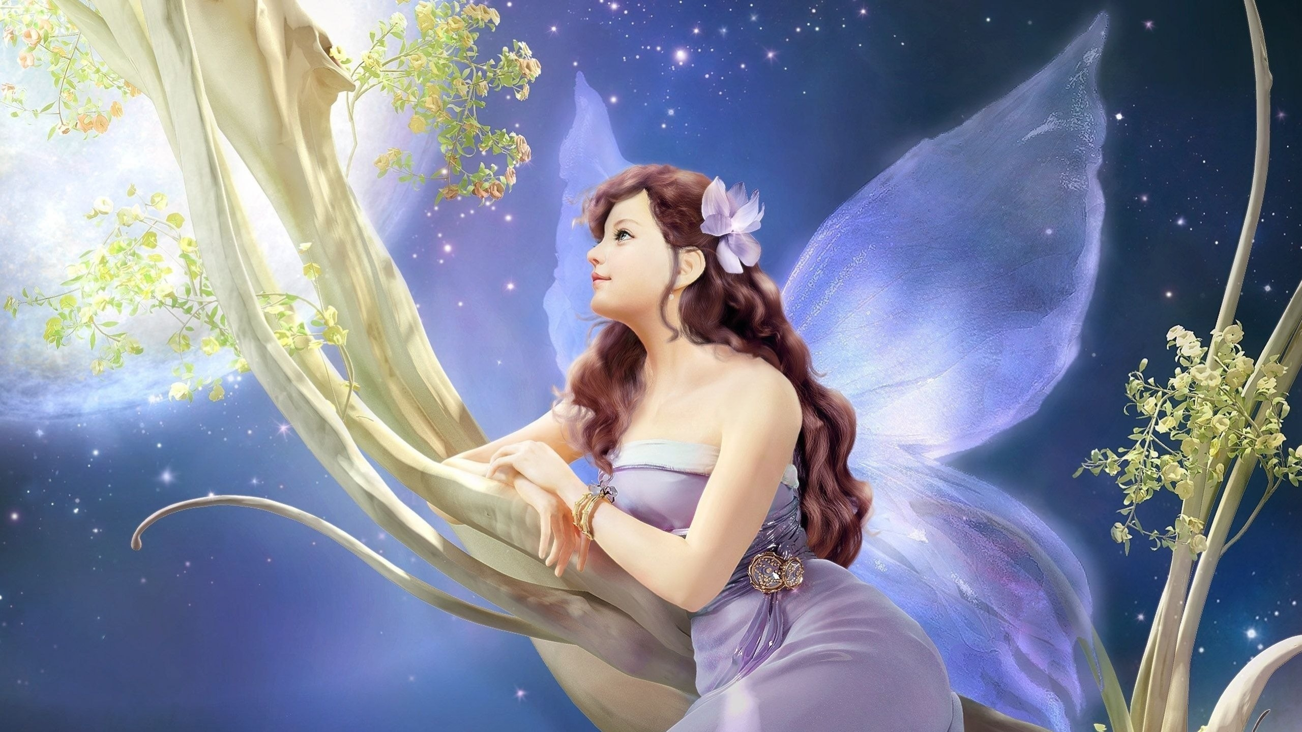 Pretty Fairy Wallpapers ·① WallpaperTag