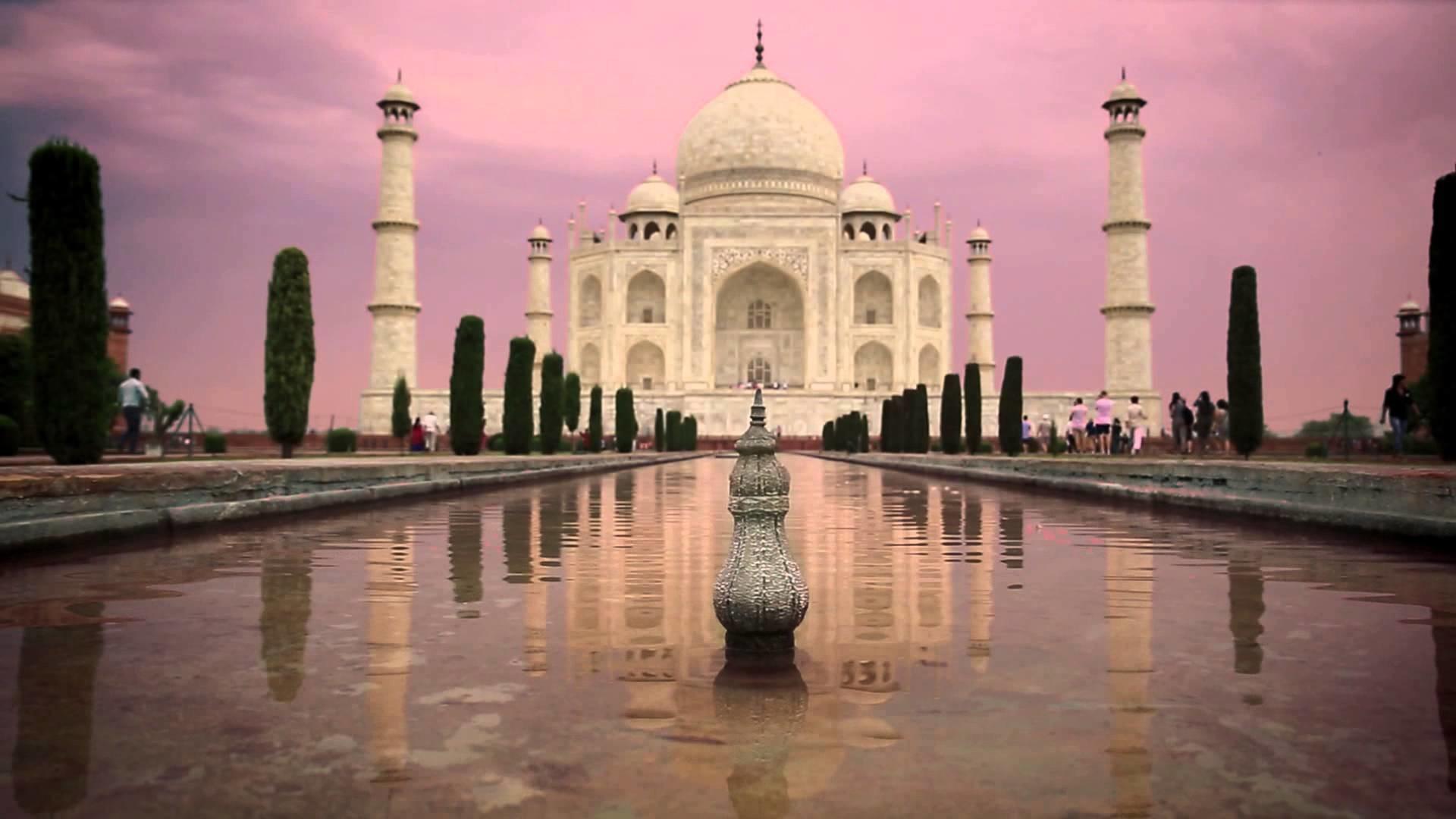 Taj mahal wallpaper wallpapertag - Taj mahal background hd ...