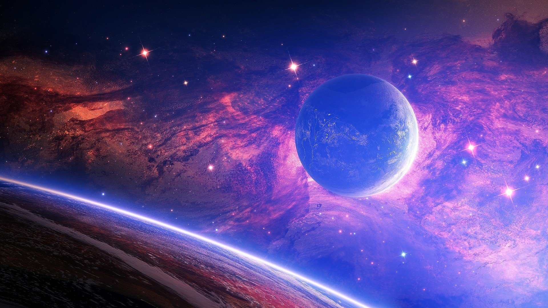 space wallpaper ·① download free awesome high resolution space