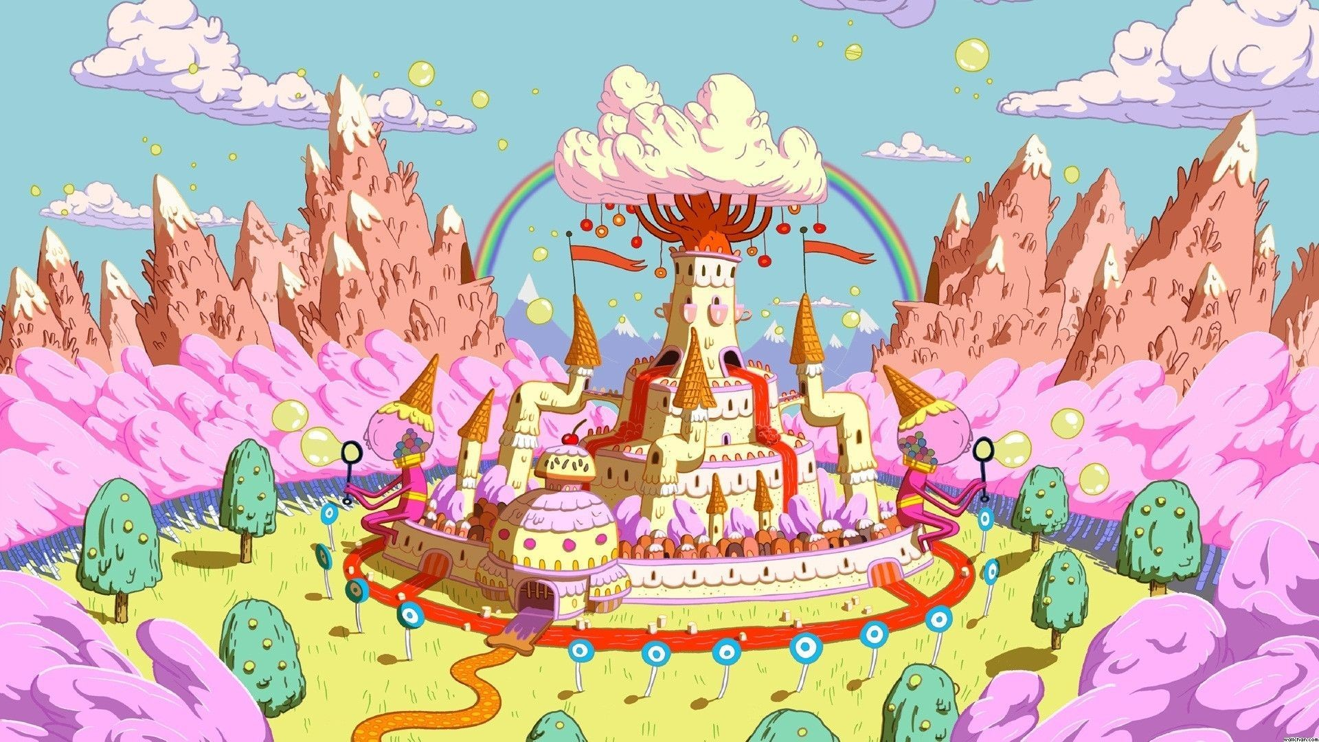 Adventure Time Wallpaper HD