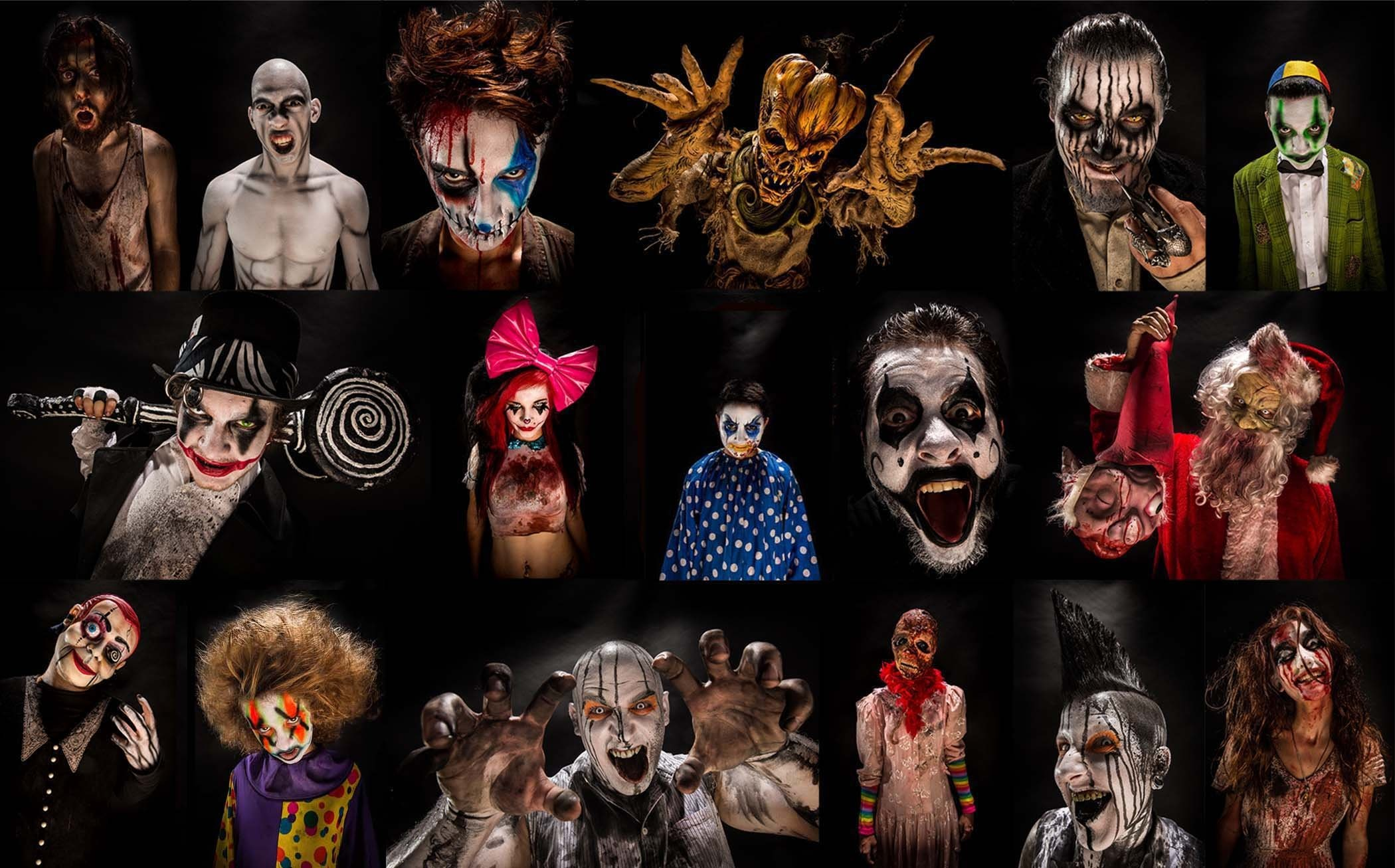 Horror Movie Wallpaper ·① WallpaperTag