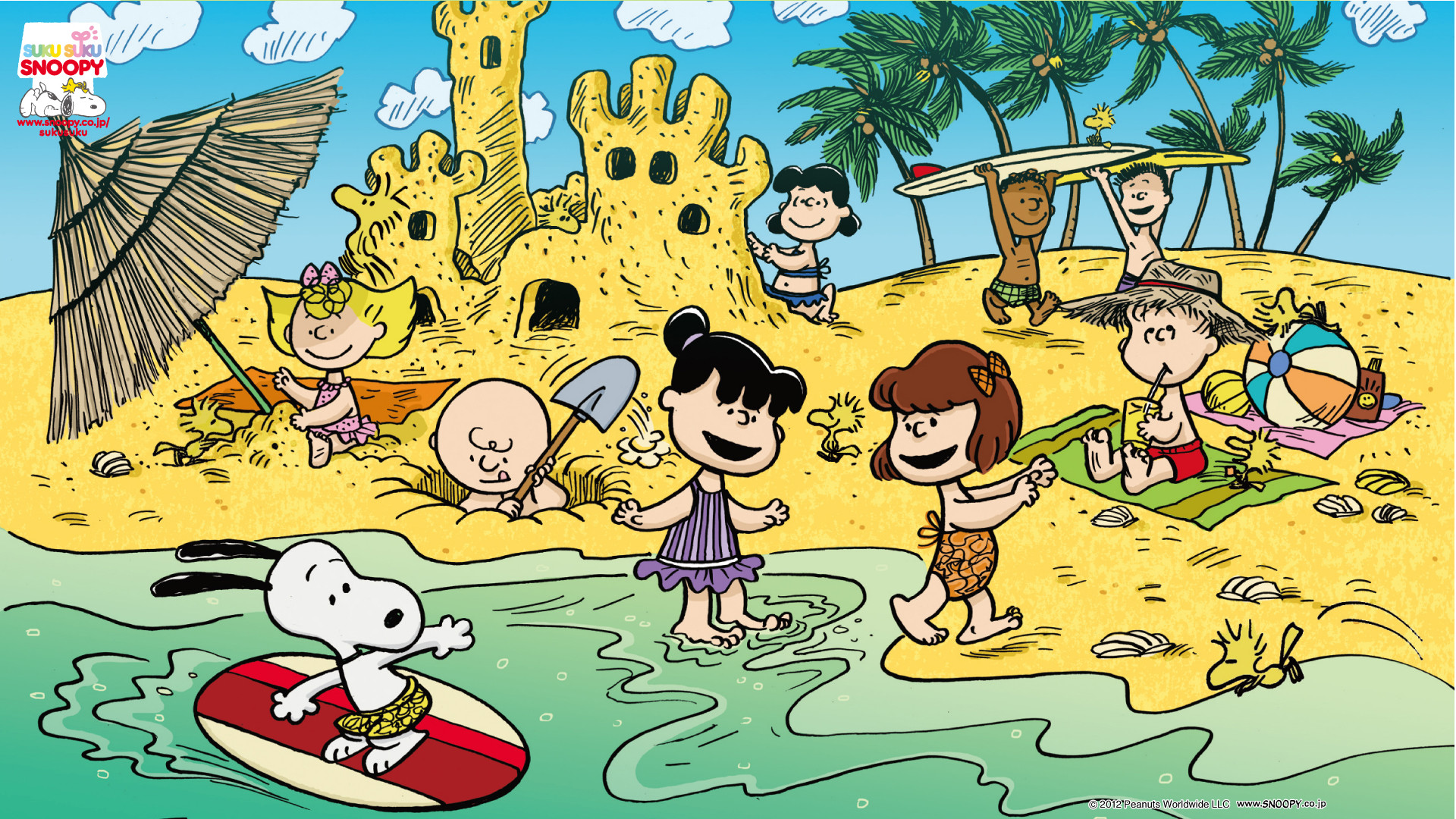 Peanuts characters wallpaper 1920x1080 10 best ideas about snoopypeanuts backgrounds on pinterest the peanuts search and snoopy sleeping voltagebd Gallery
