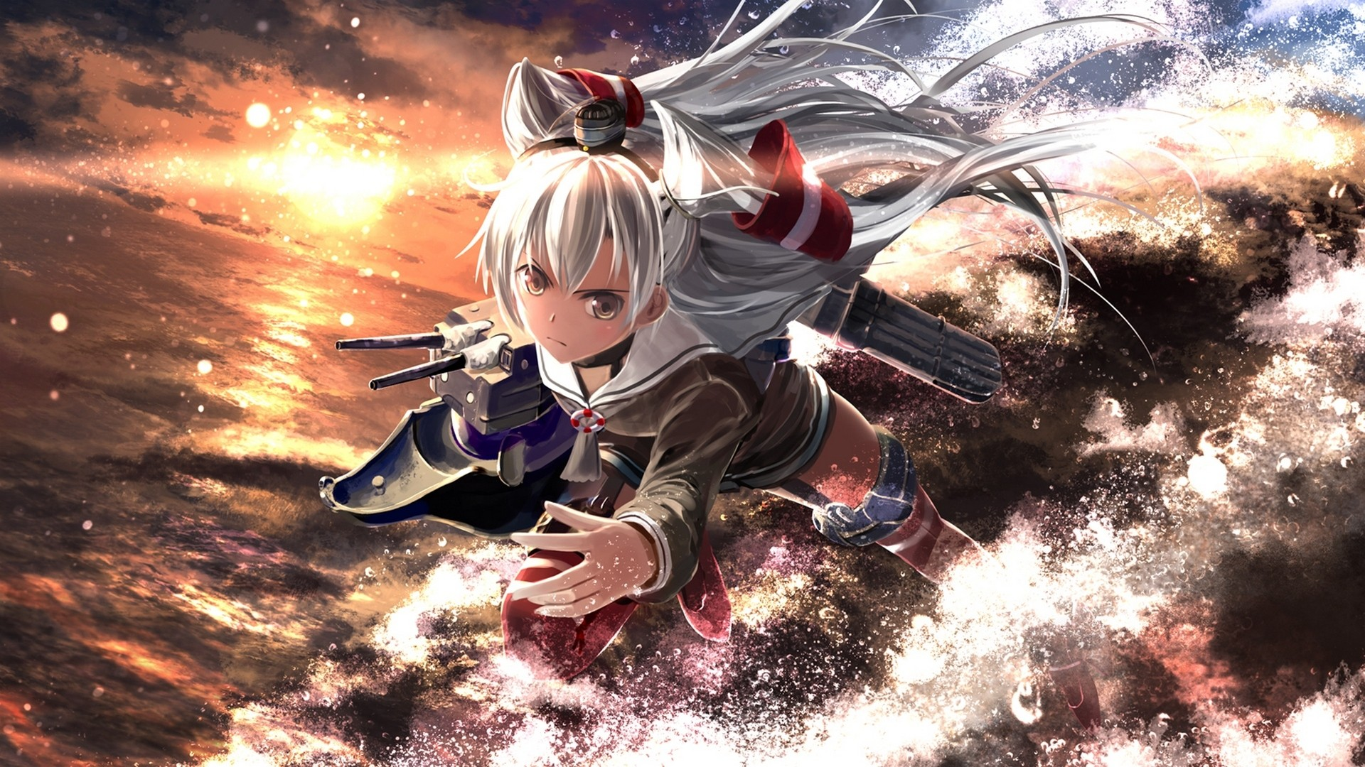 Kancolle wallpaper download free beautiful high - Best site to download anime wallpapers ...