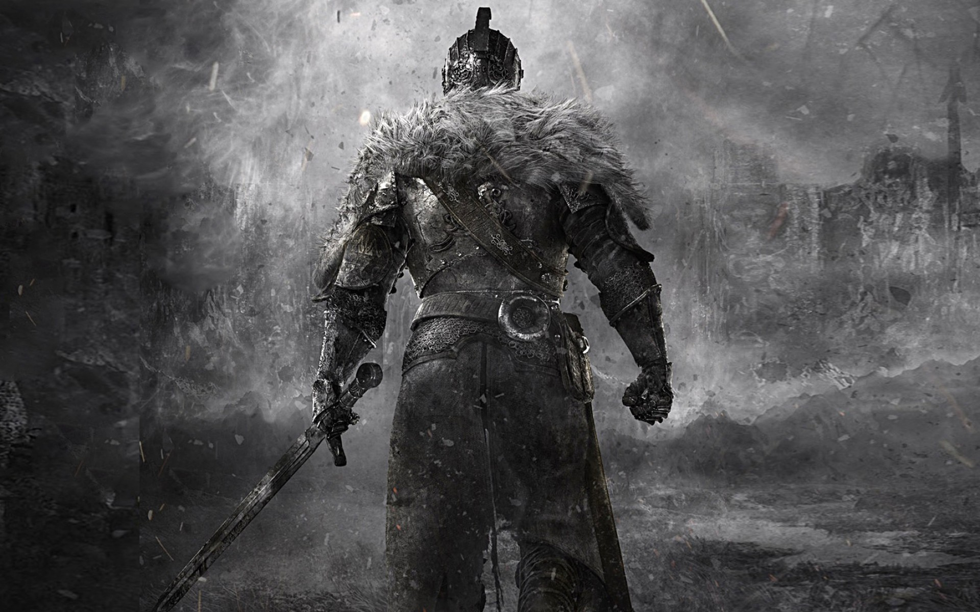 Medieval Black Knight Wallpaper Wallpapertag