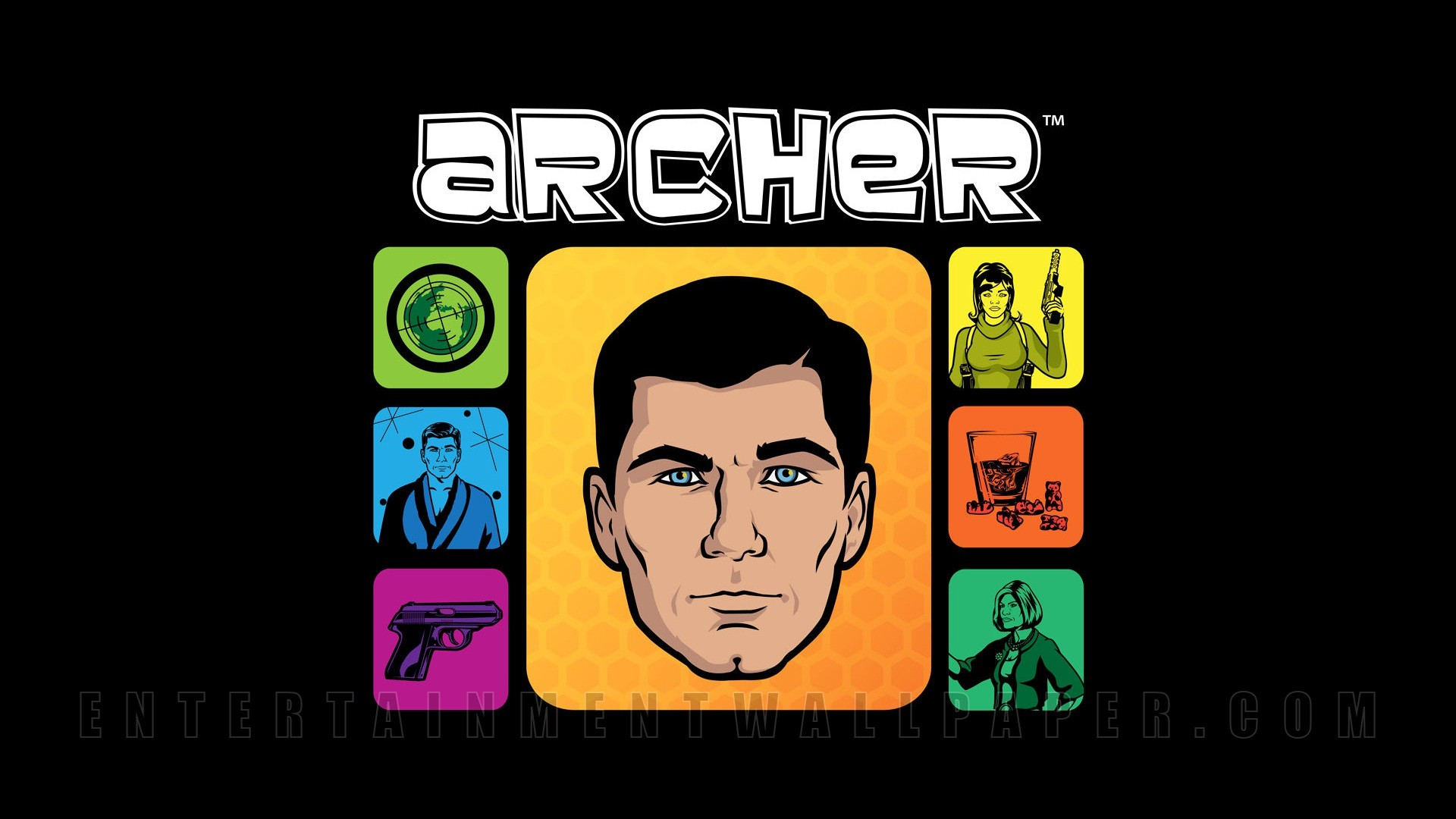 Archer wallpaper ·① Download free amazing full HD ...