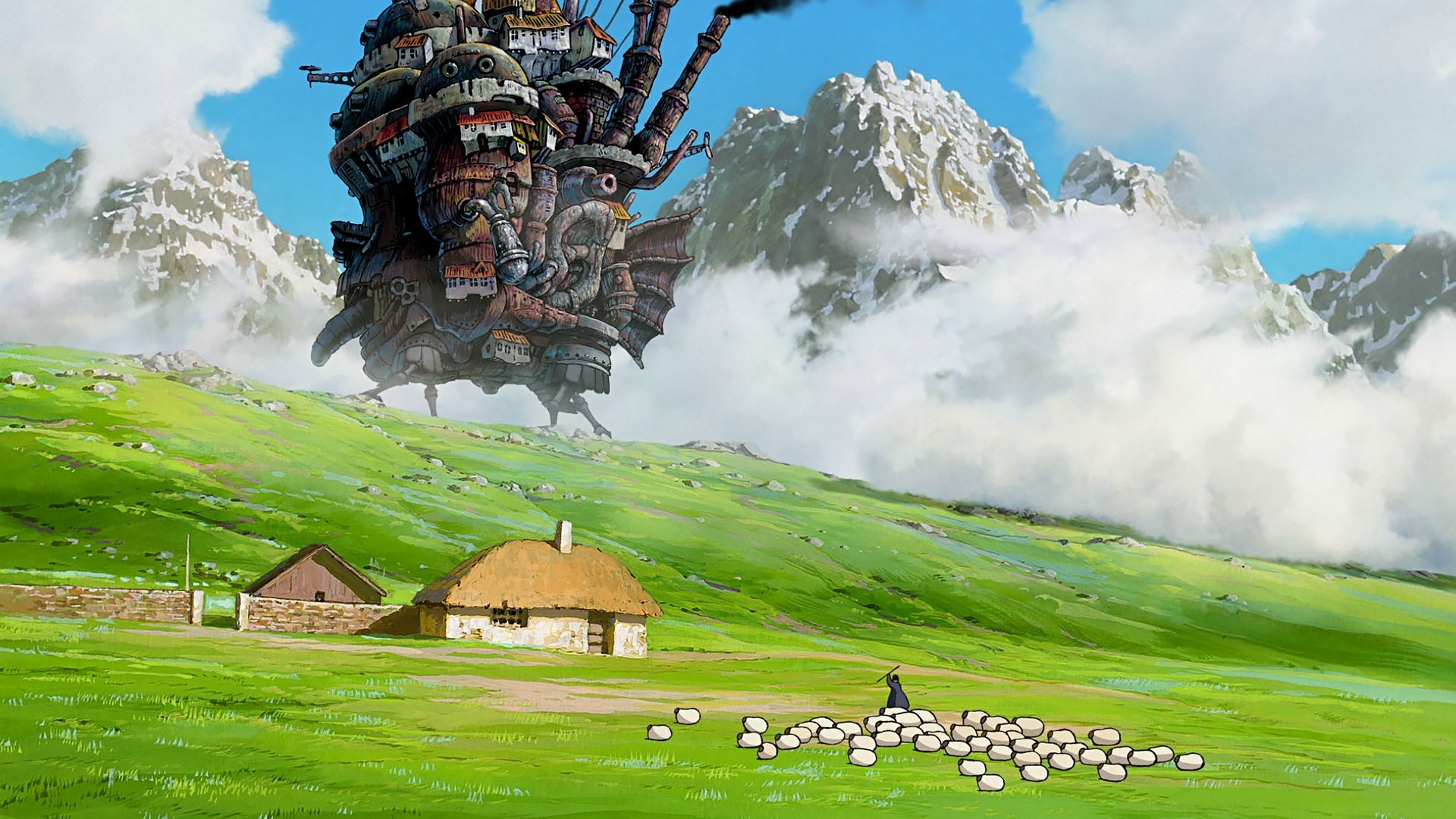 howls moving castle wallpaper 183�� download free beautiful