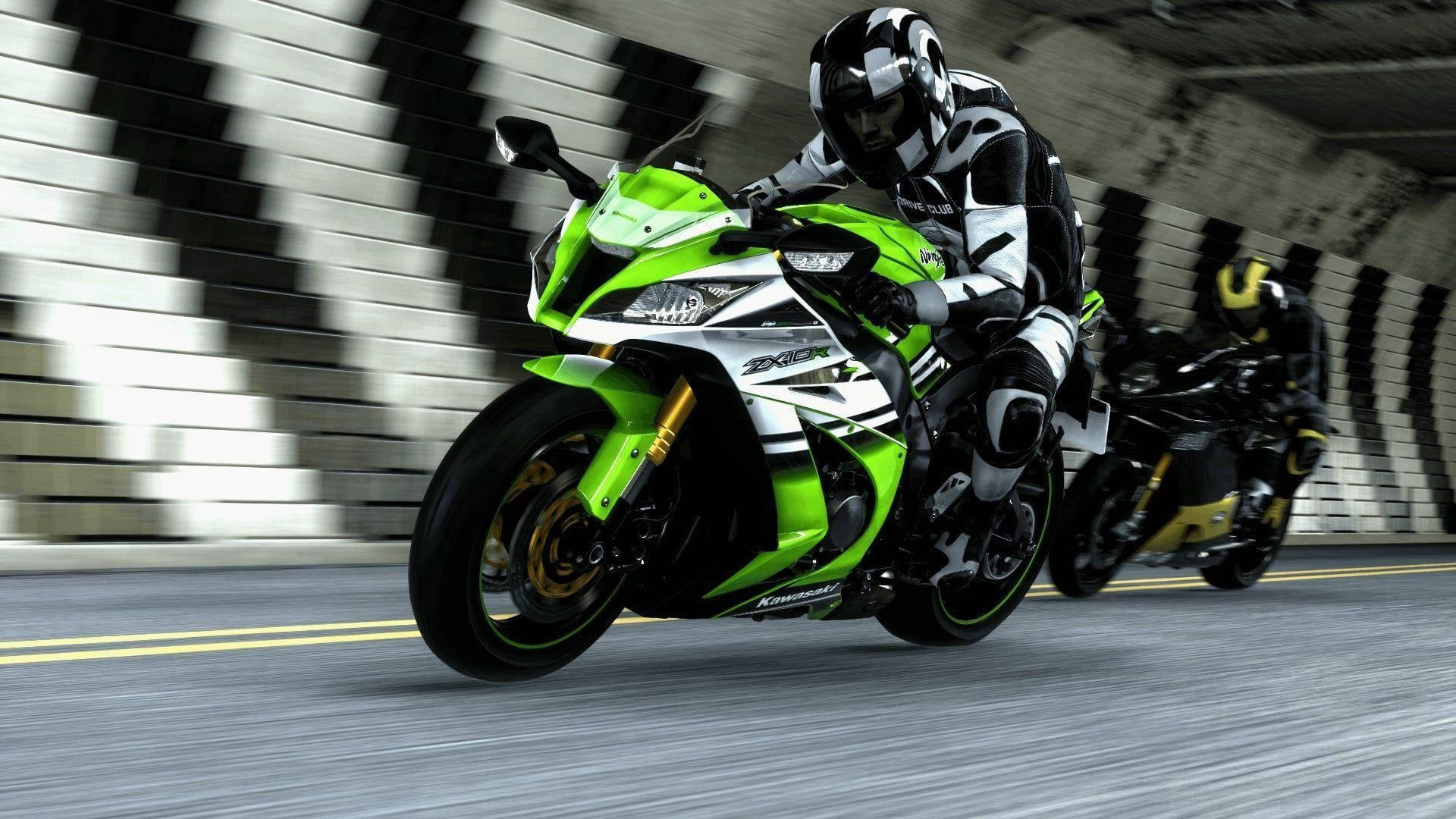 2018 Kawasaki Ninja 250R Wallpaper 1