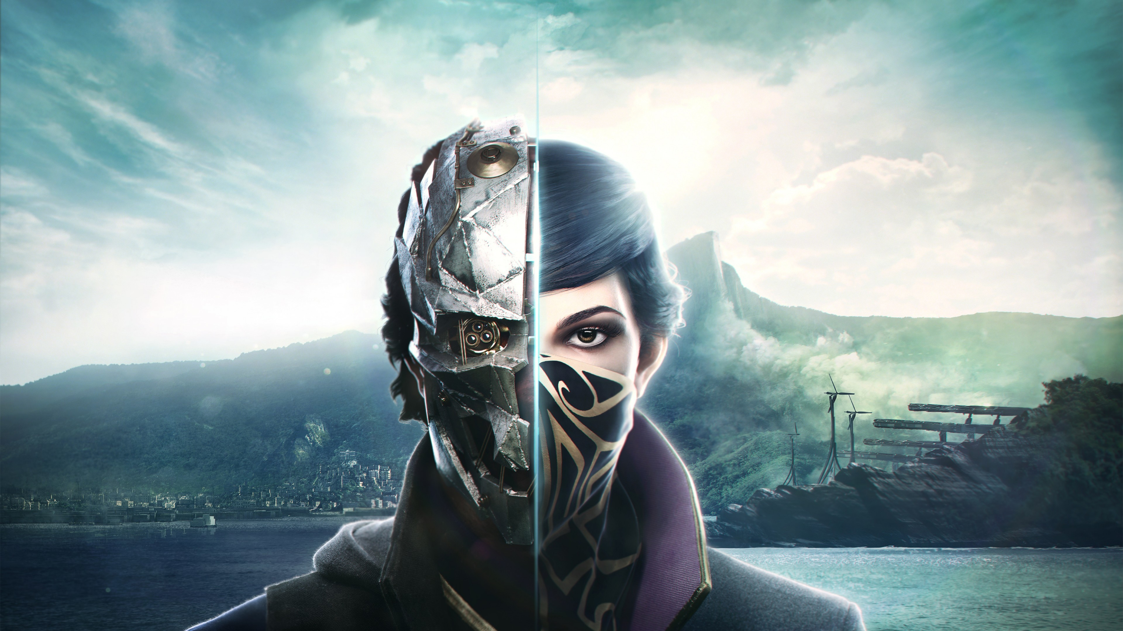 Dishonored 2 Wallpapers Wallpapertag