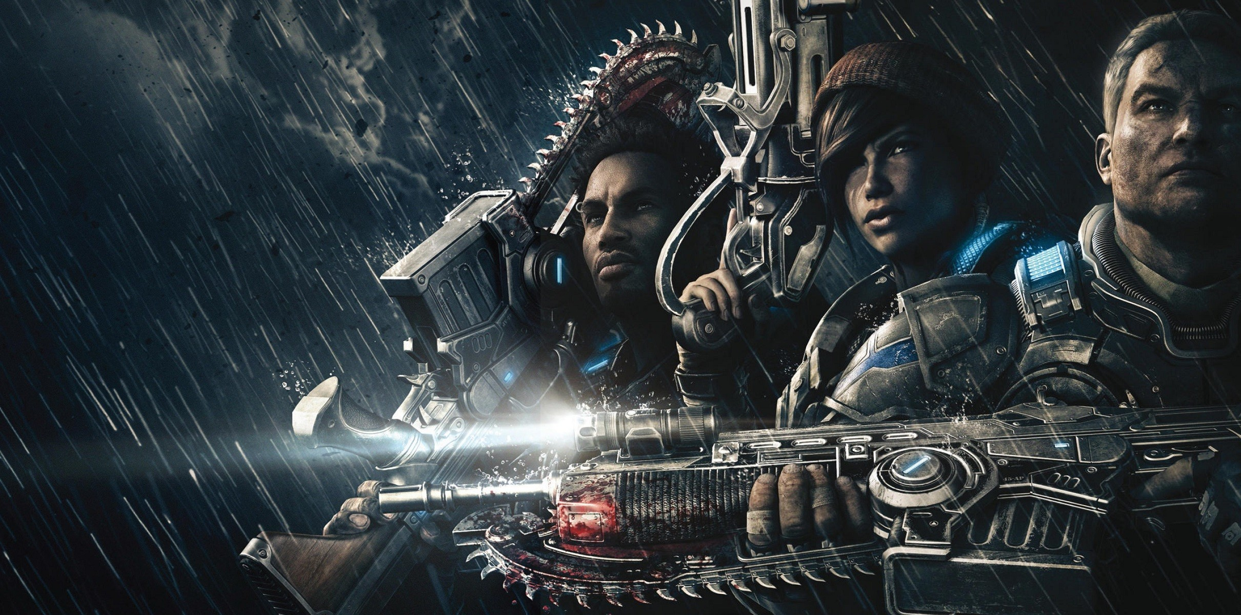Gears Of War 4 2016 Video Game 4k Hd Desktop Wallpaper For: Gears Of War 4 Wallpaper ·① Download Free Amazing