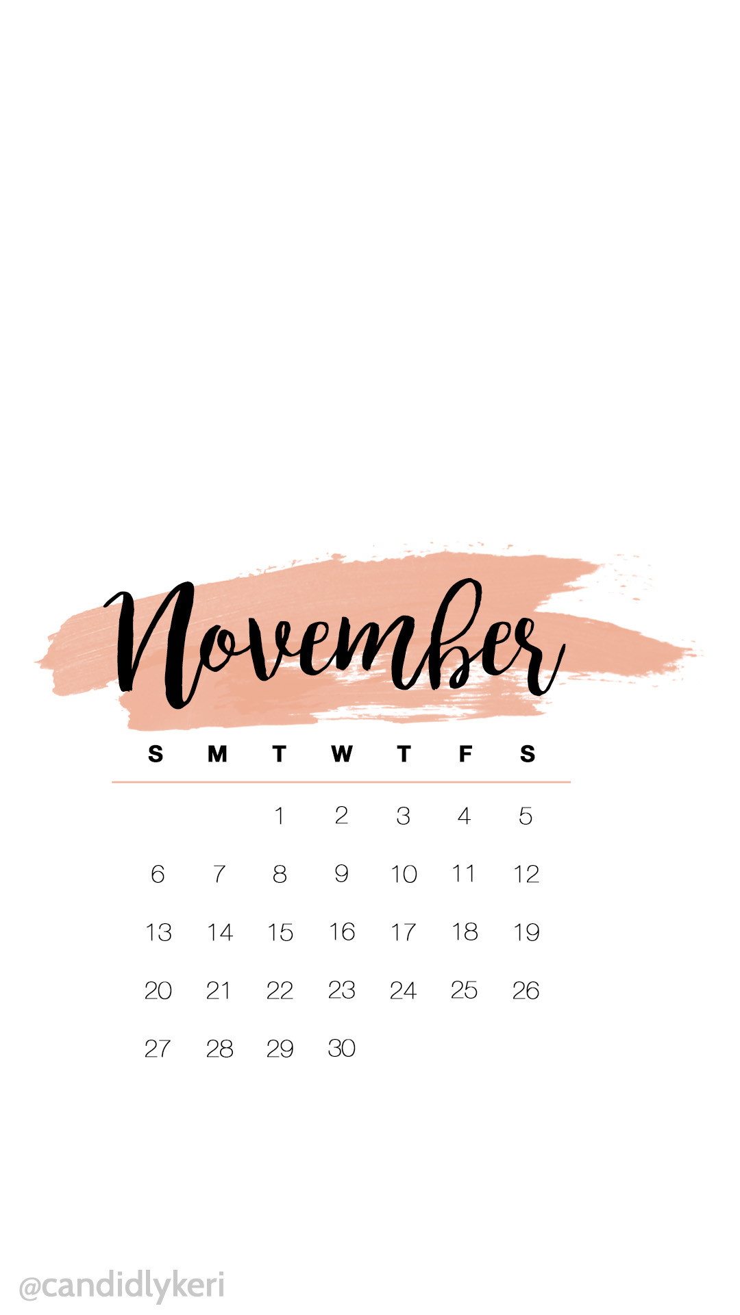 Wallpapers With Calendar 2018