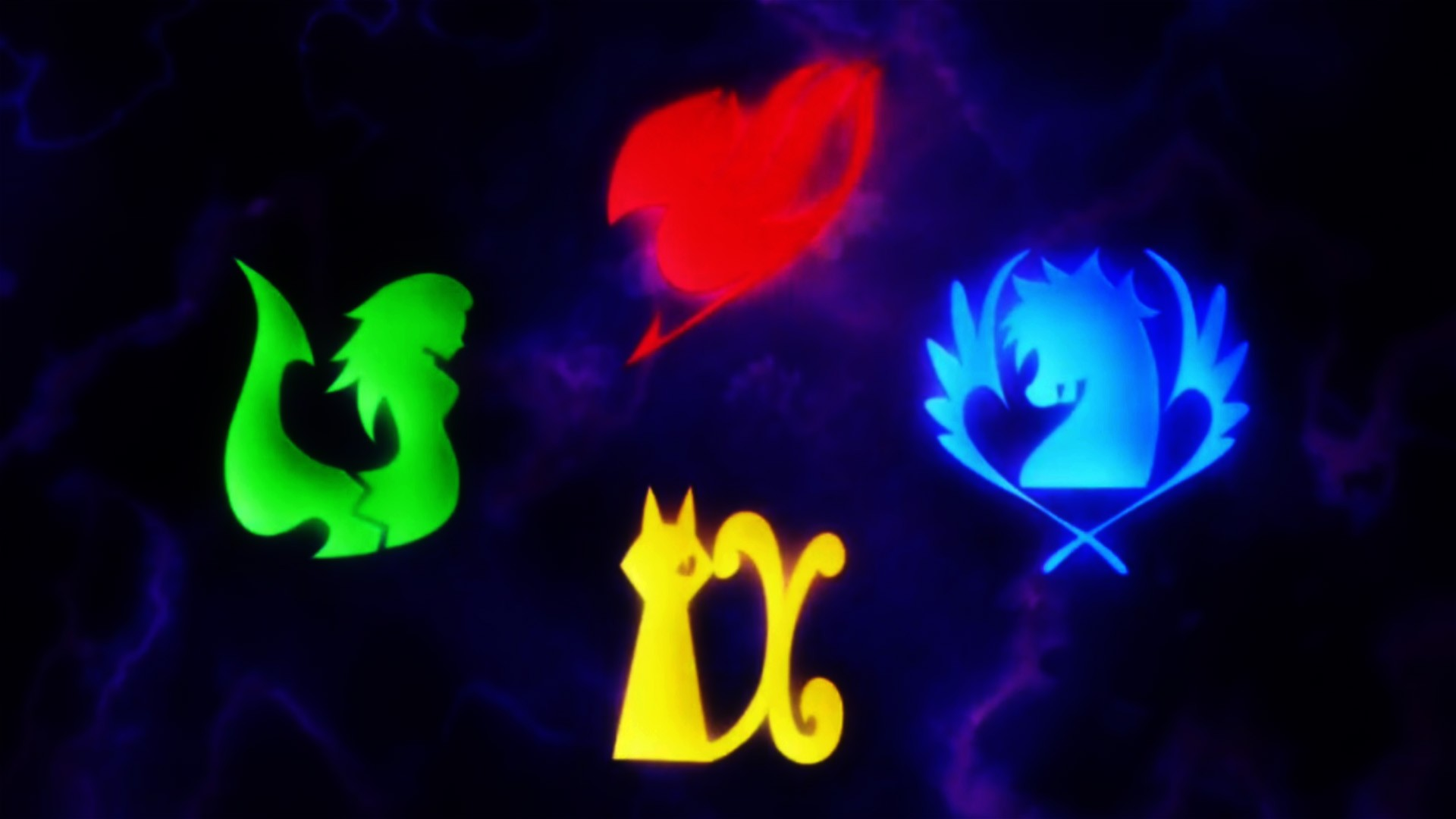 fairy tail logo wallpaper ·① download free cool full hd backgrounds
