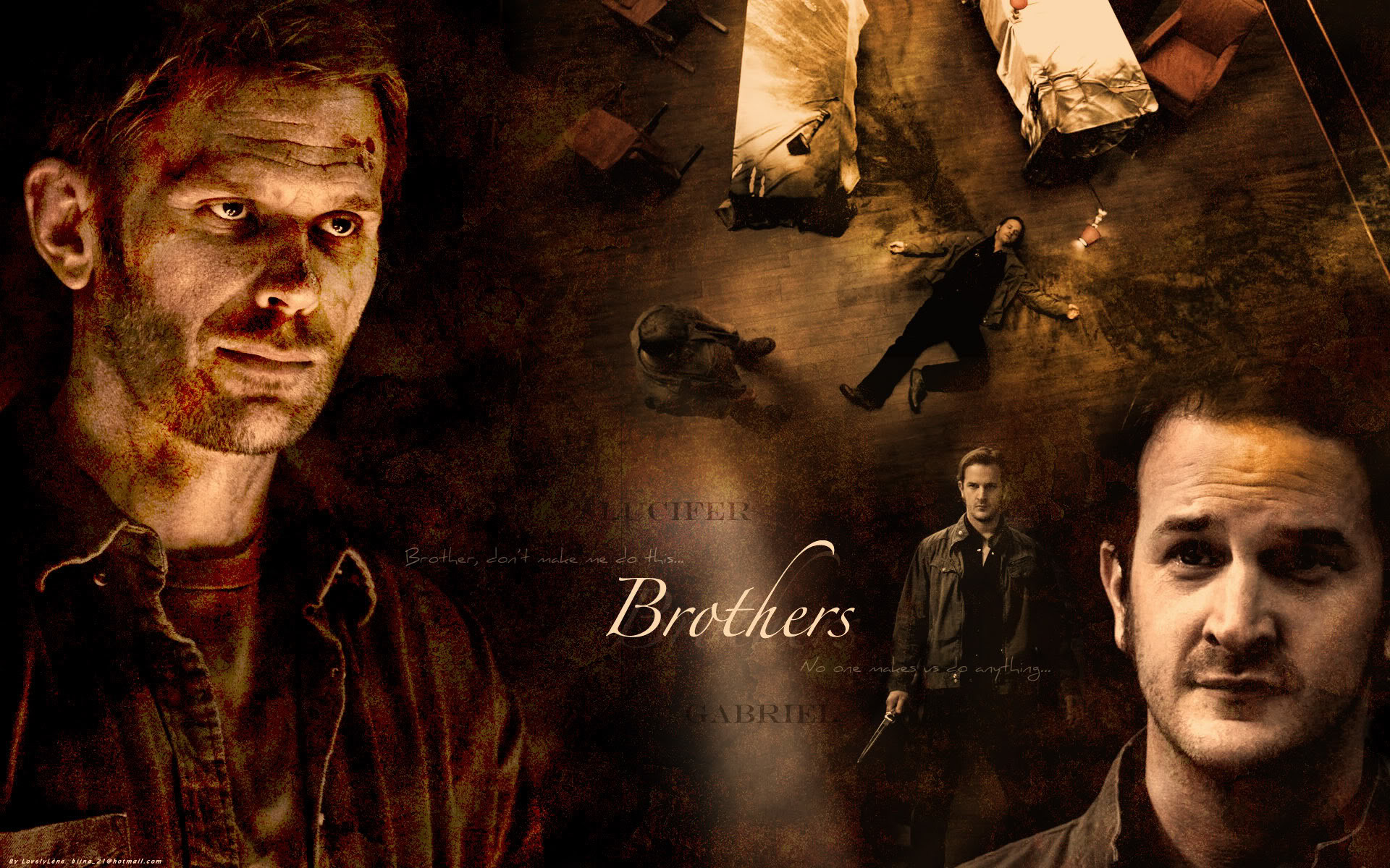 Supernatural Wallpaper Season 5