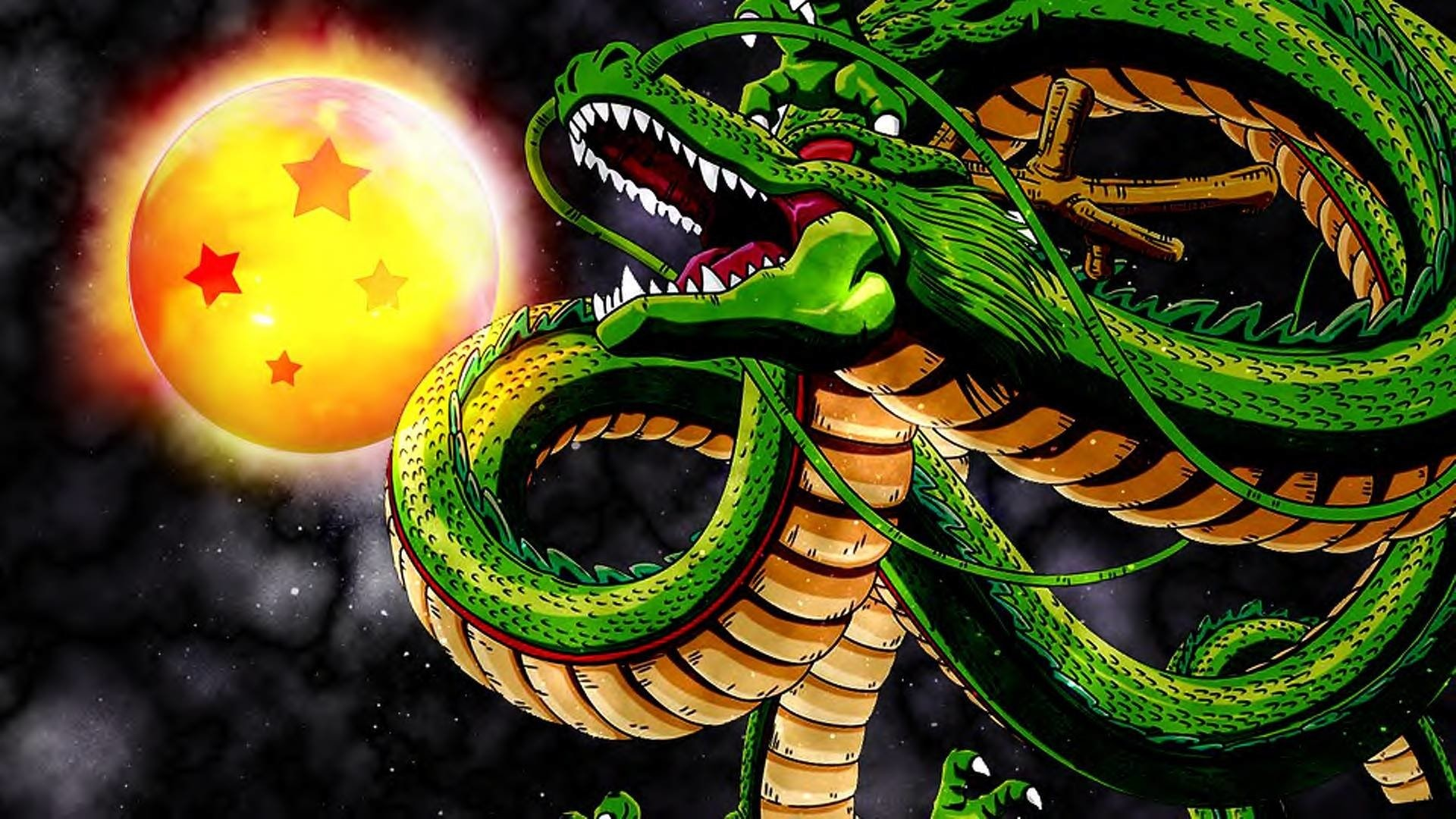 Wallpaper Hd Shenron Wallpapertag