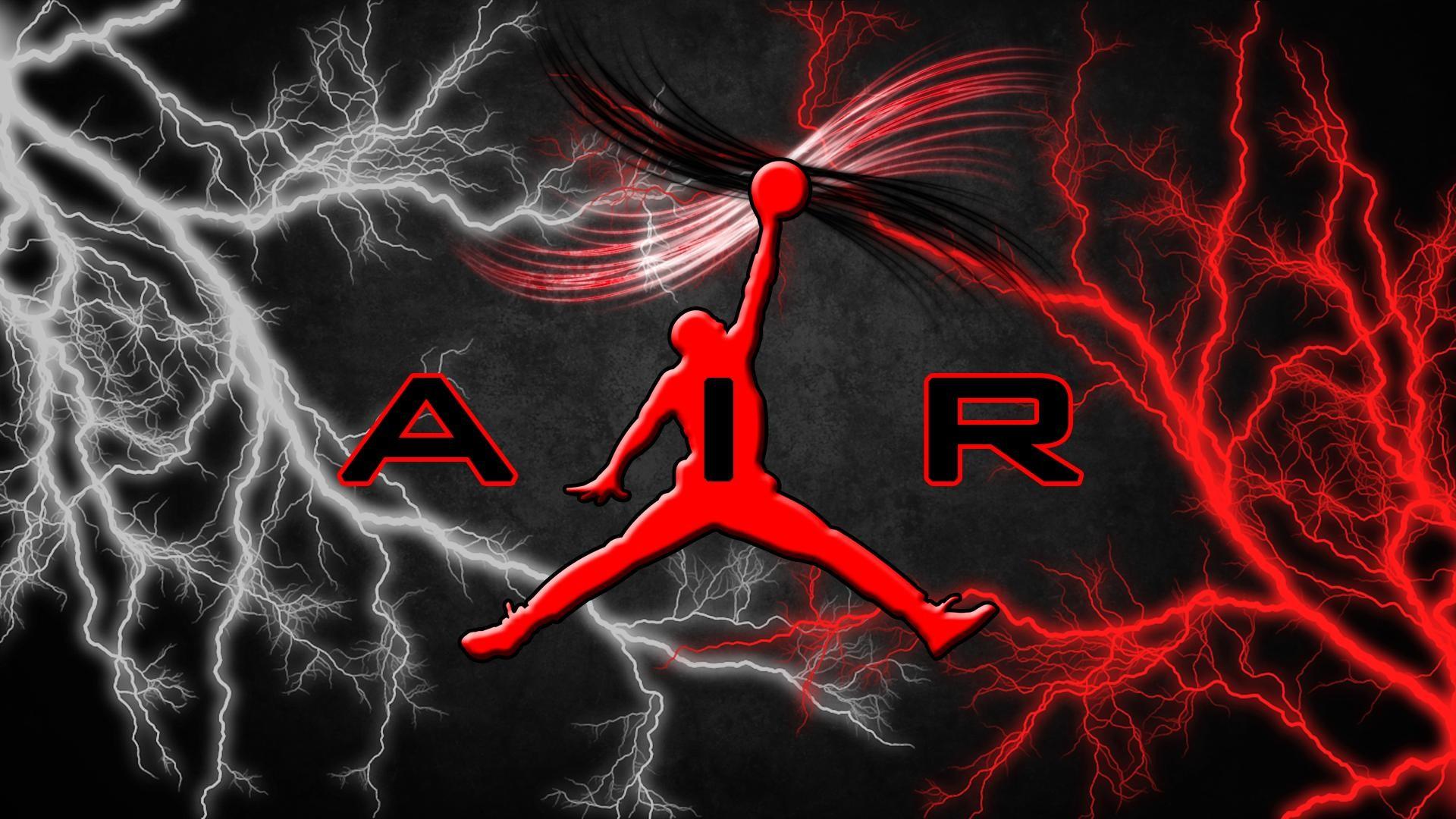 Air Jordan Logo Wallpaper Wallpapertag