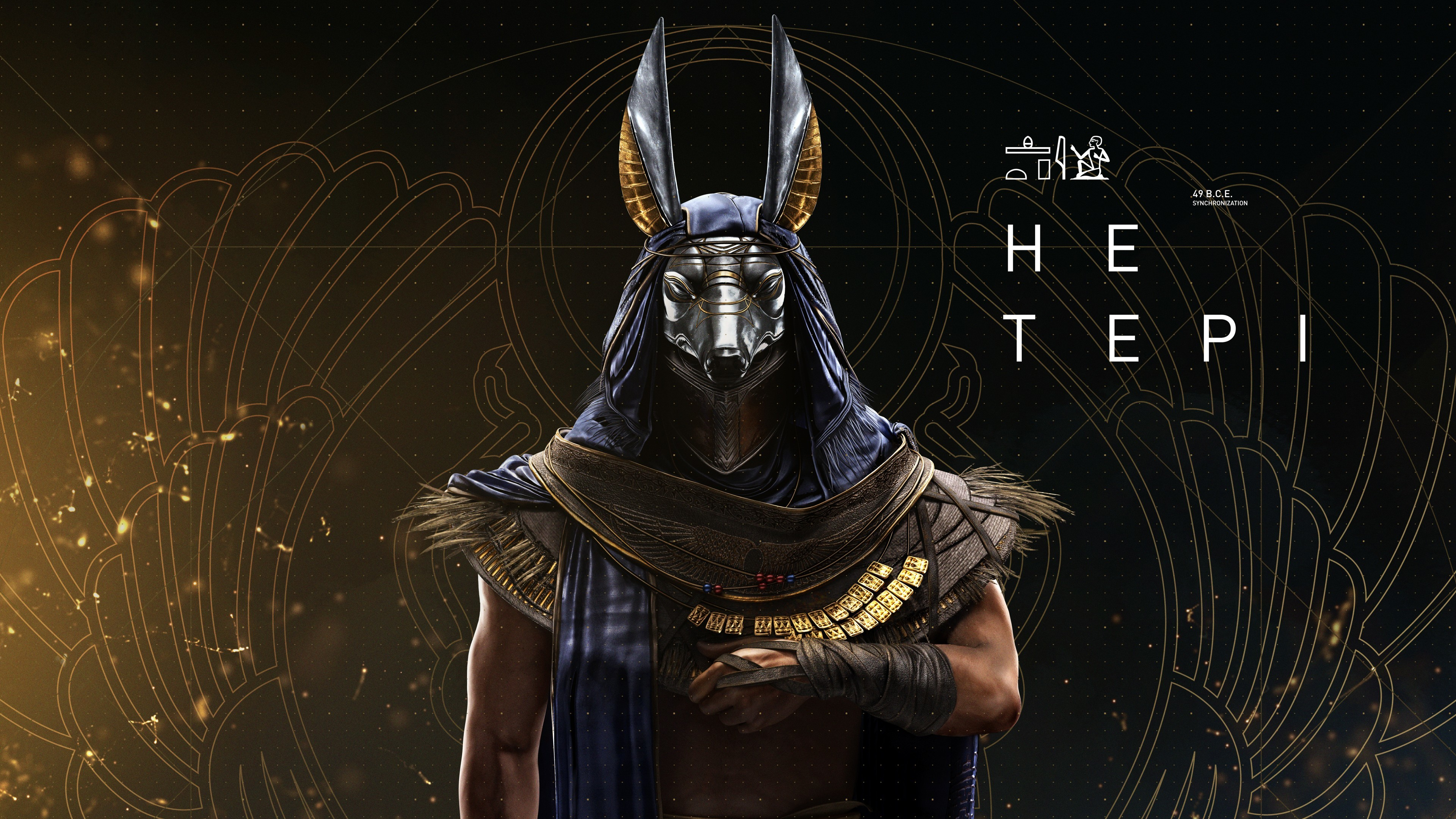 Assassins Creed Origins Wallpapers Wallpapertag