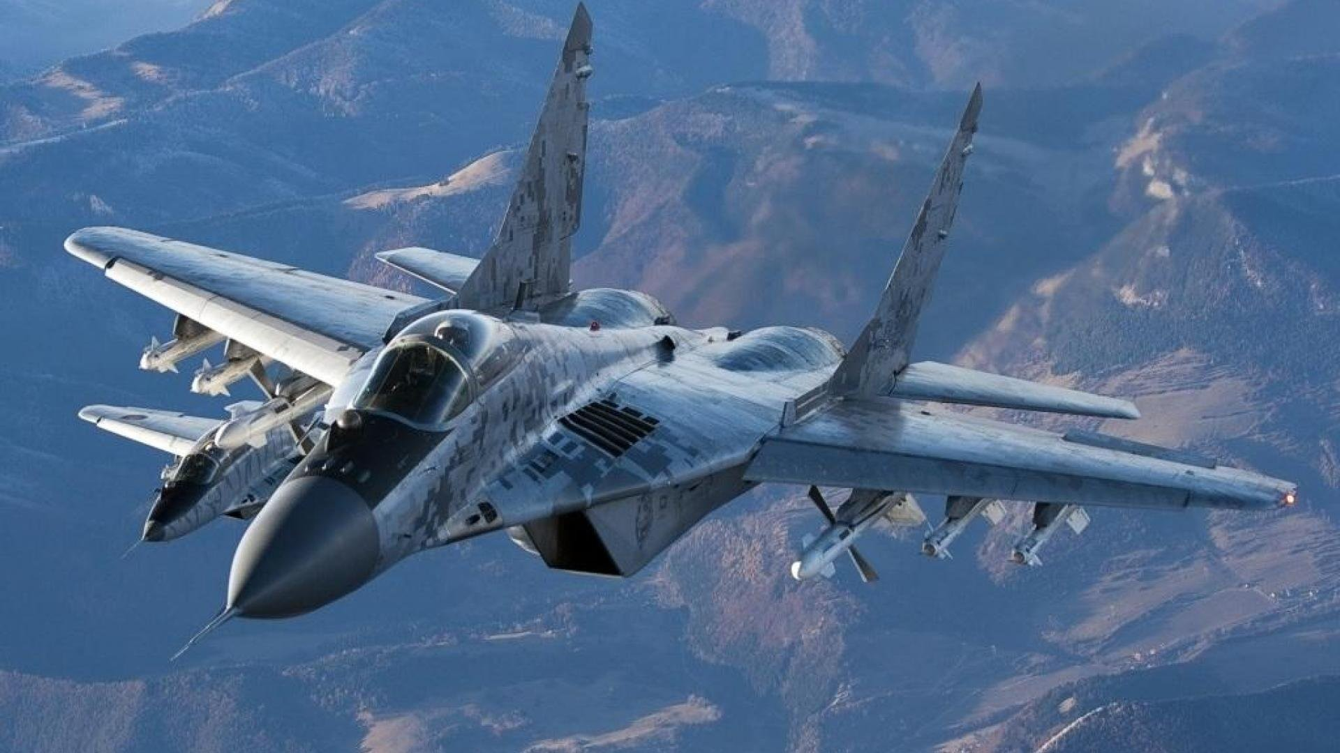 Mig 29 Wallpapers ①