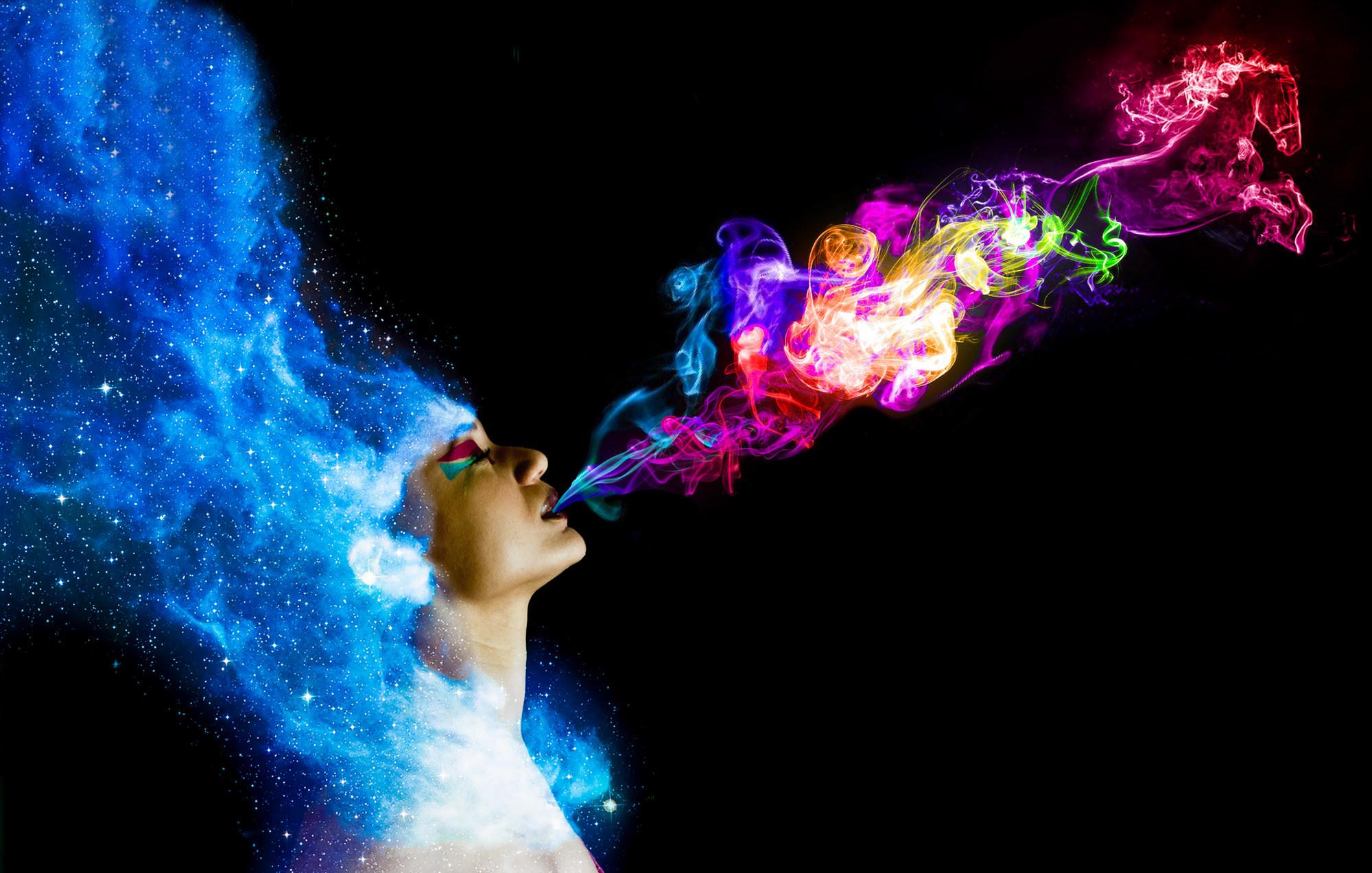 Trippy Smoke Backgrounds Tumblr Wallpapertag