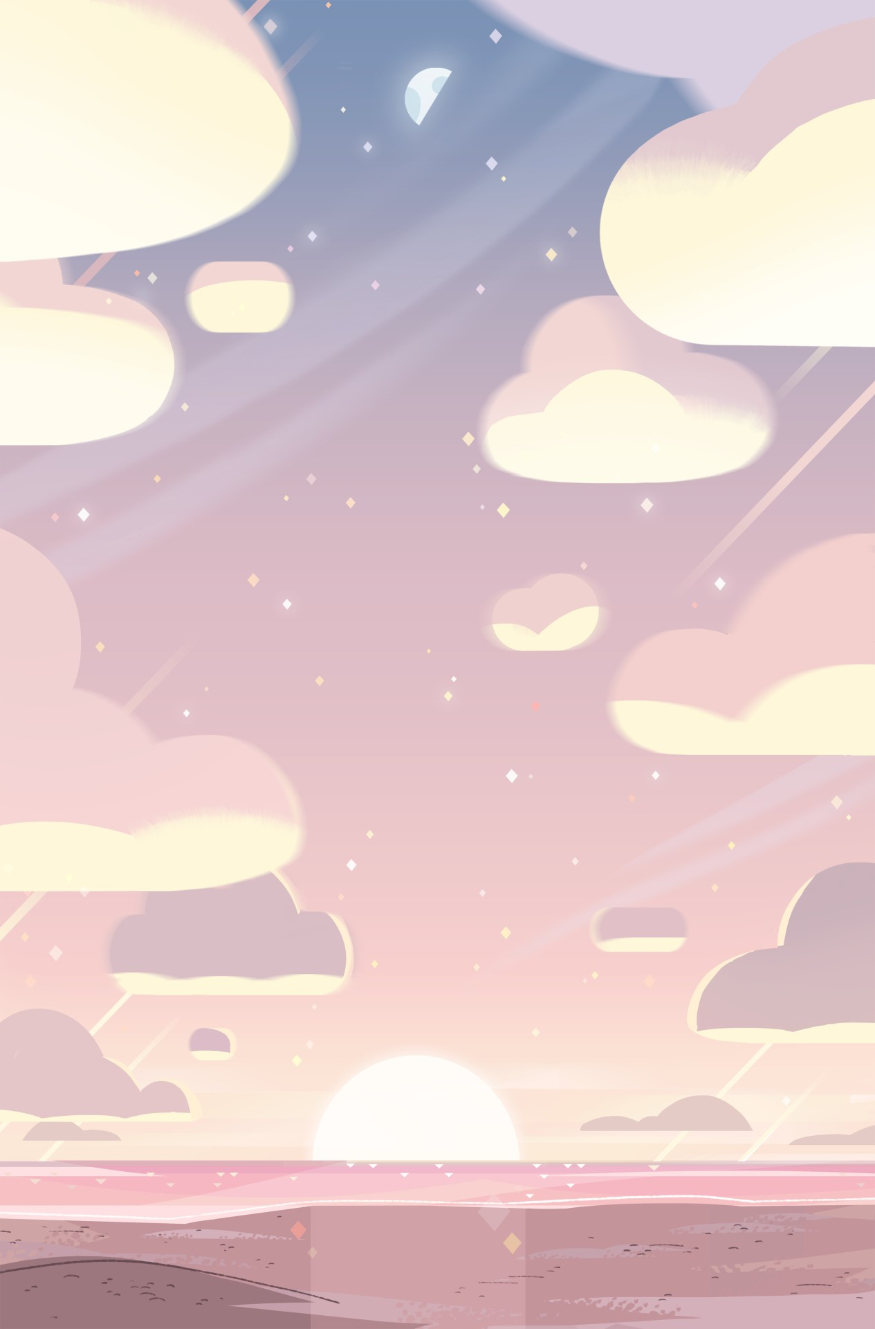 Steven Universe background Art ·① Download free awesome full HD wallpapers for desktop, mobile