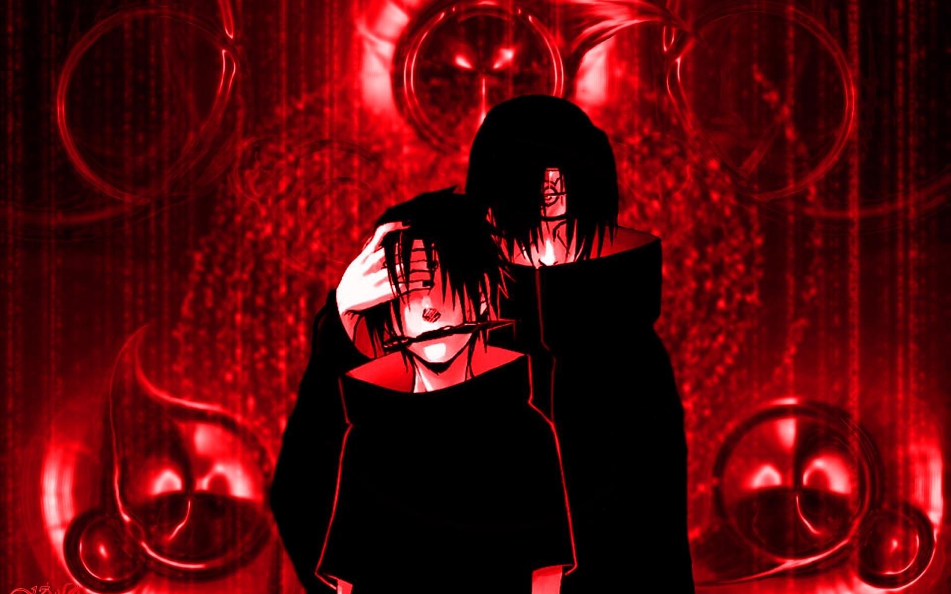 Sasuke akatsuki wallpaper