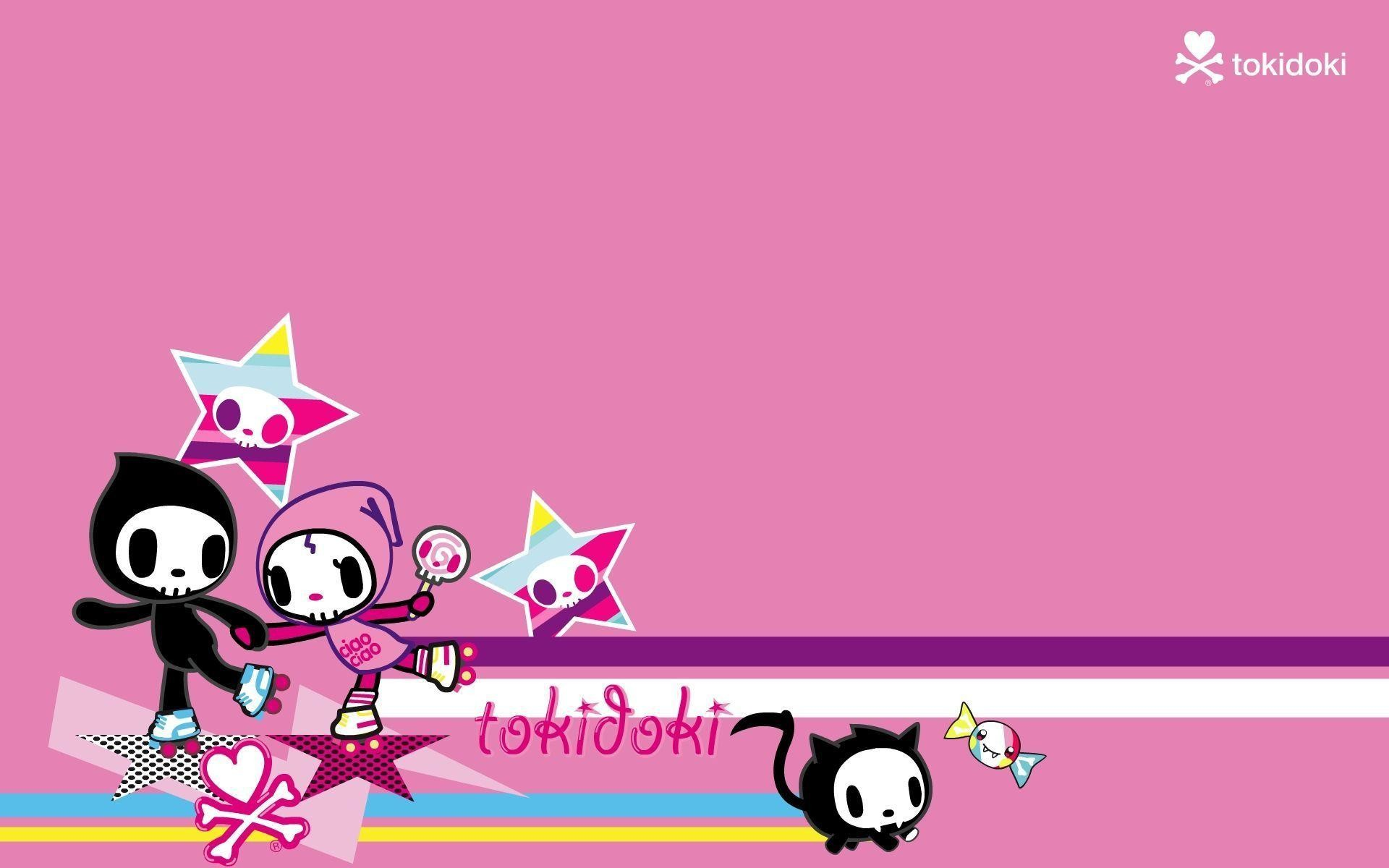 Tokidoki Unicorno Wallpaper