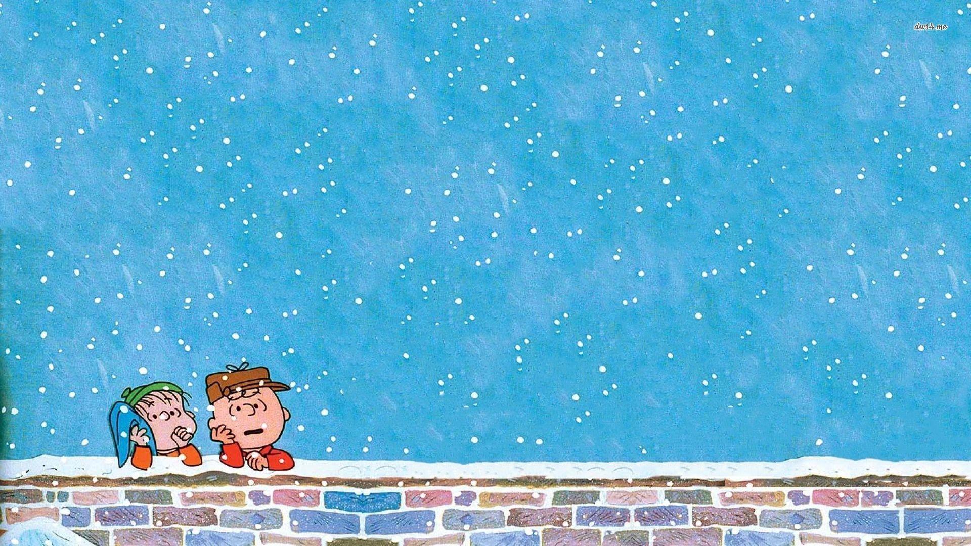 Charlie Brown Christmas Wallpaper Desktop ·① WallpaperTag