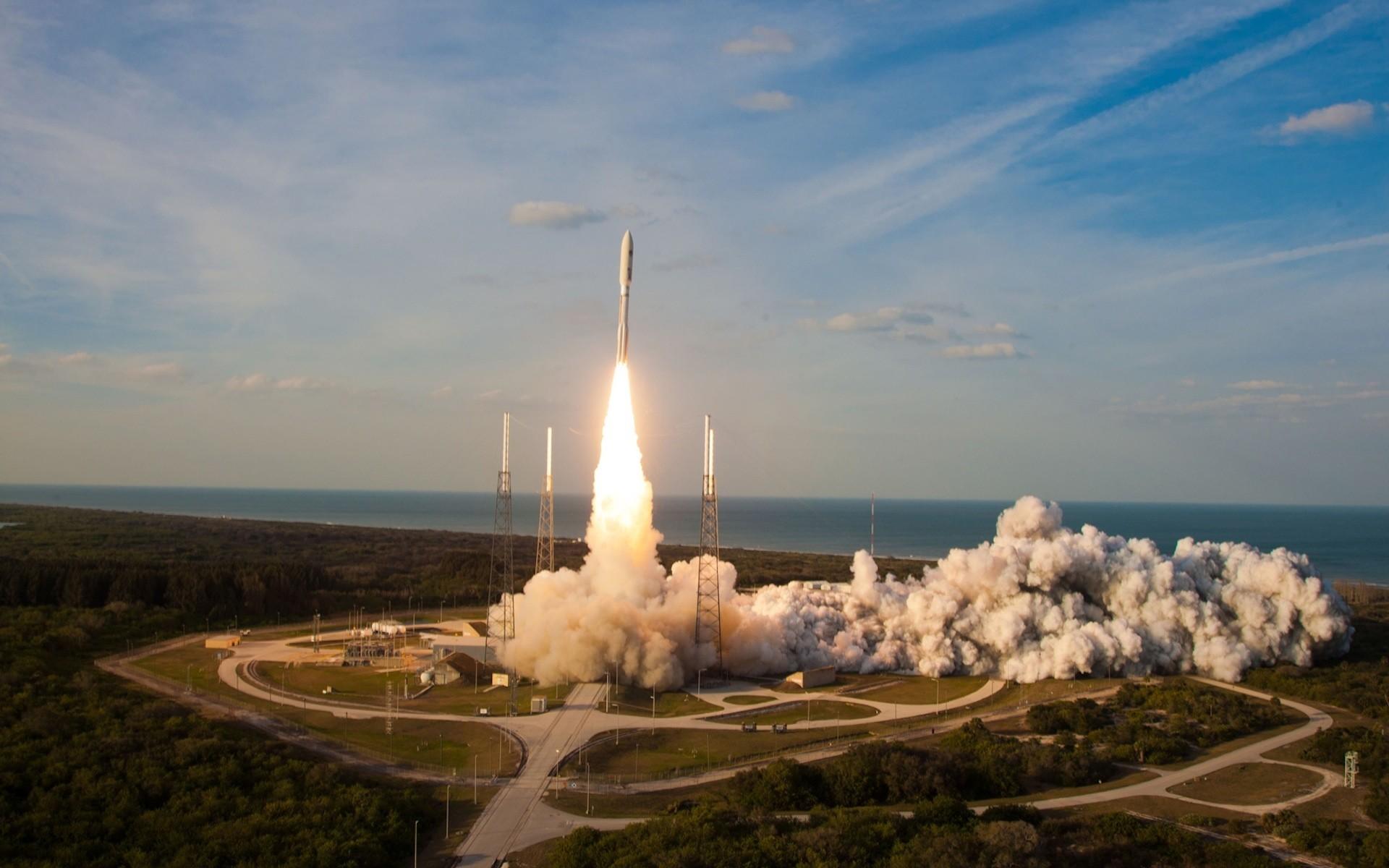 rocket space coast image - HD1920×1200