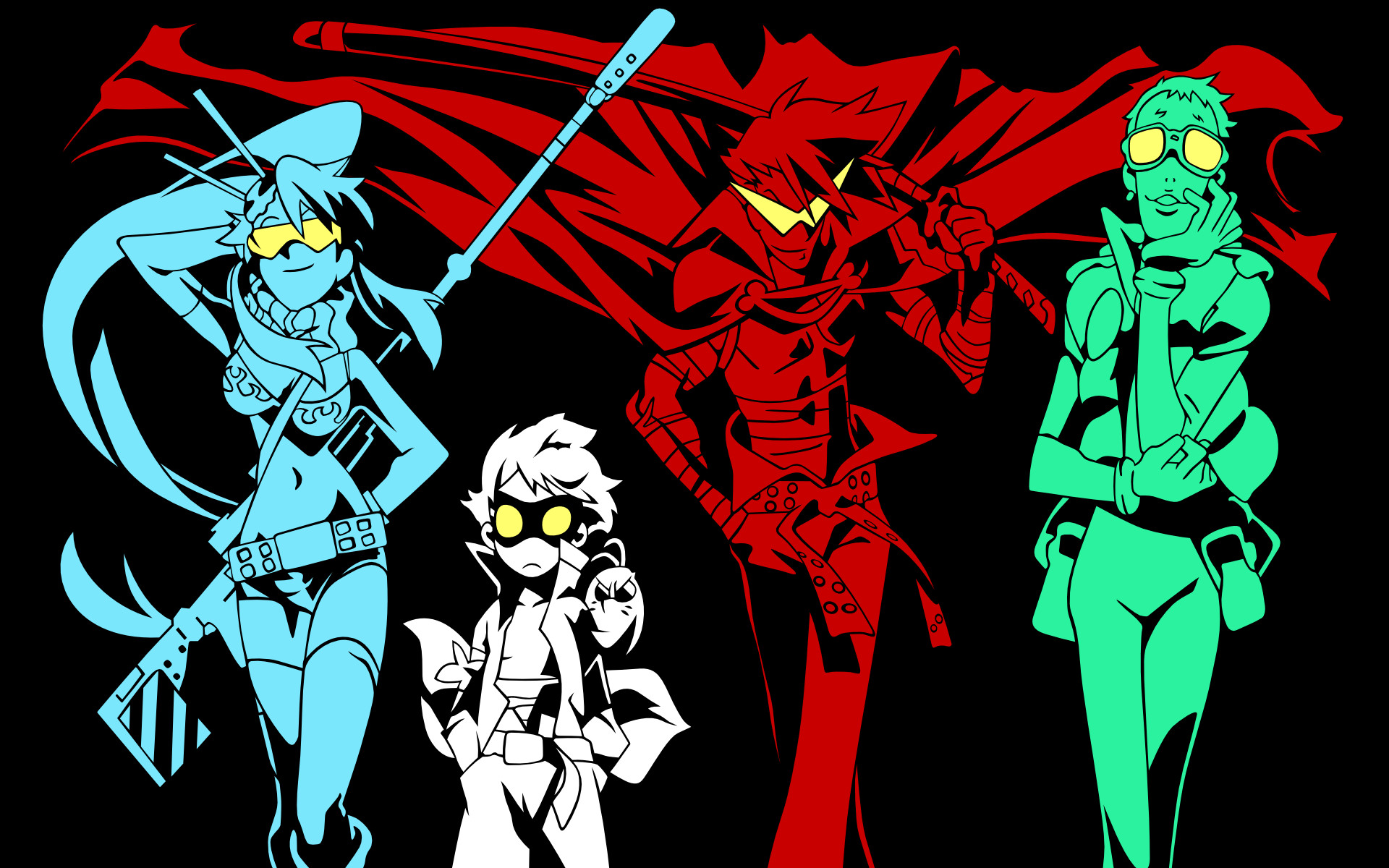Gurren lagann wallpapers wallpapertag - Gurren lagann wallpaper ...