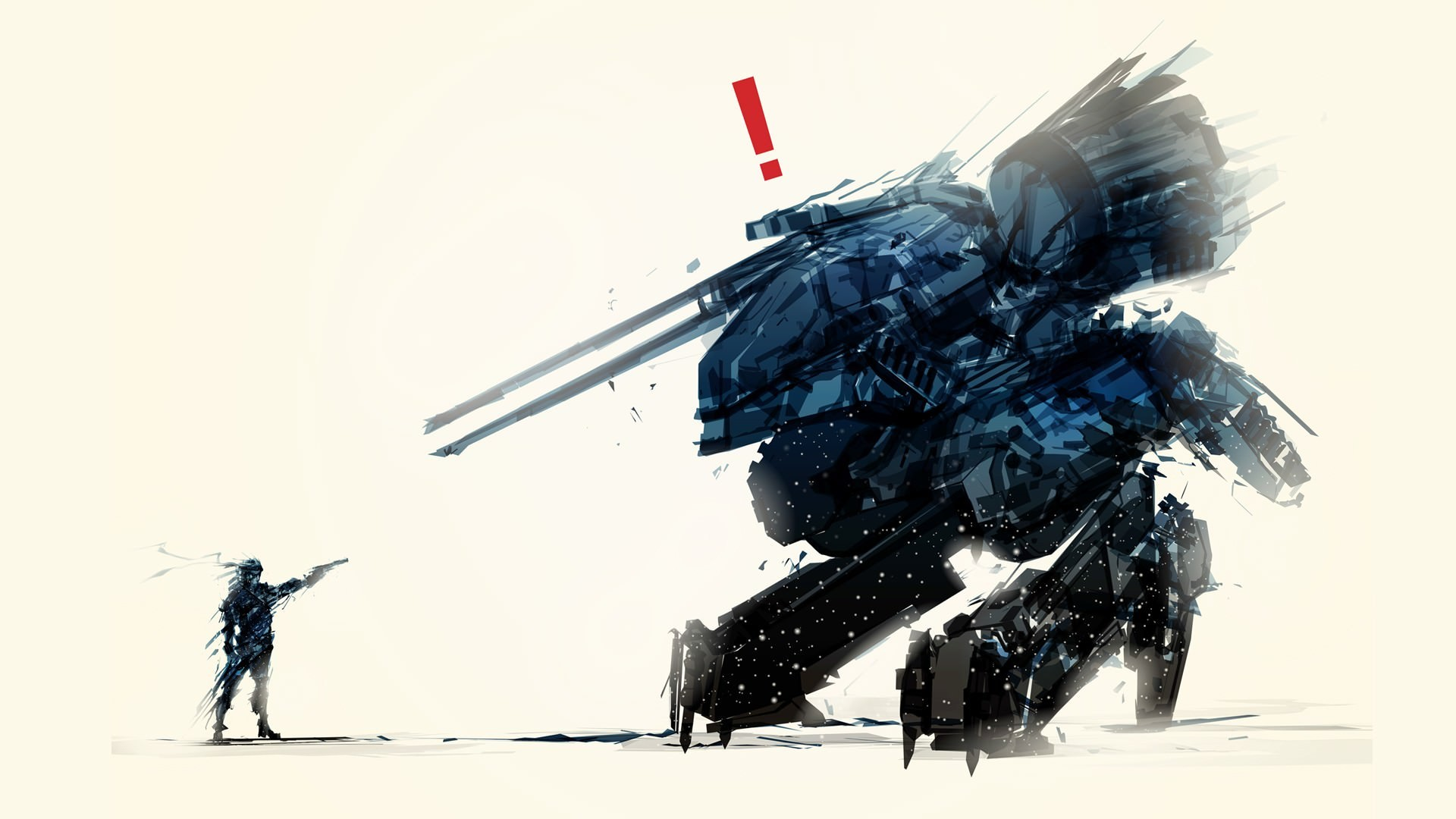 Metal Gear Solid Wallpapers Wallpapertag