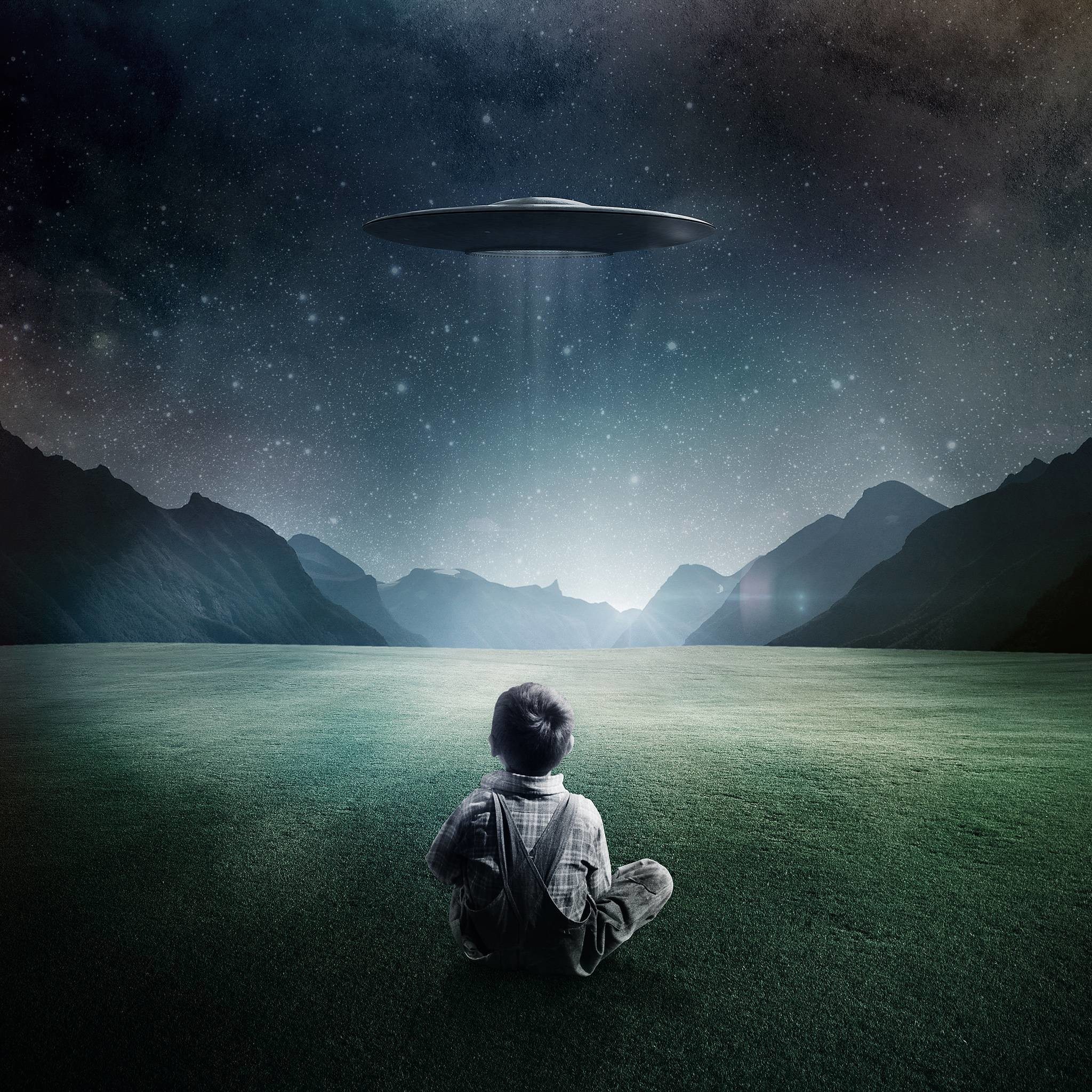UFO Wallpaper ·① WallpaperTag