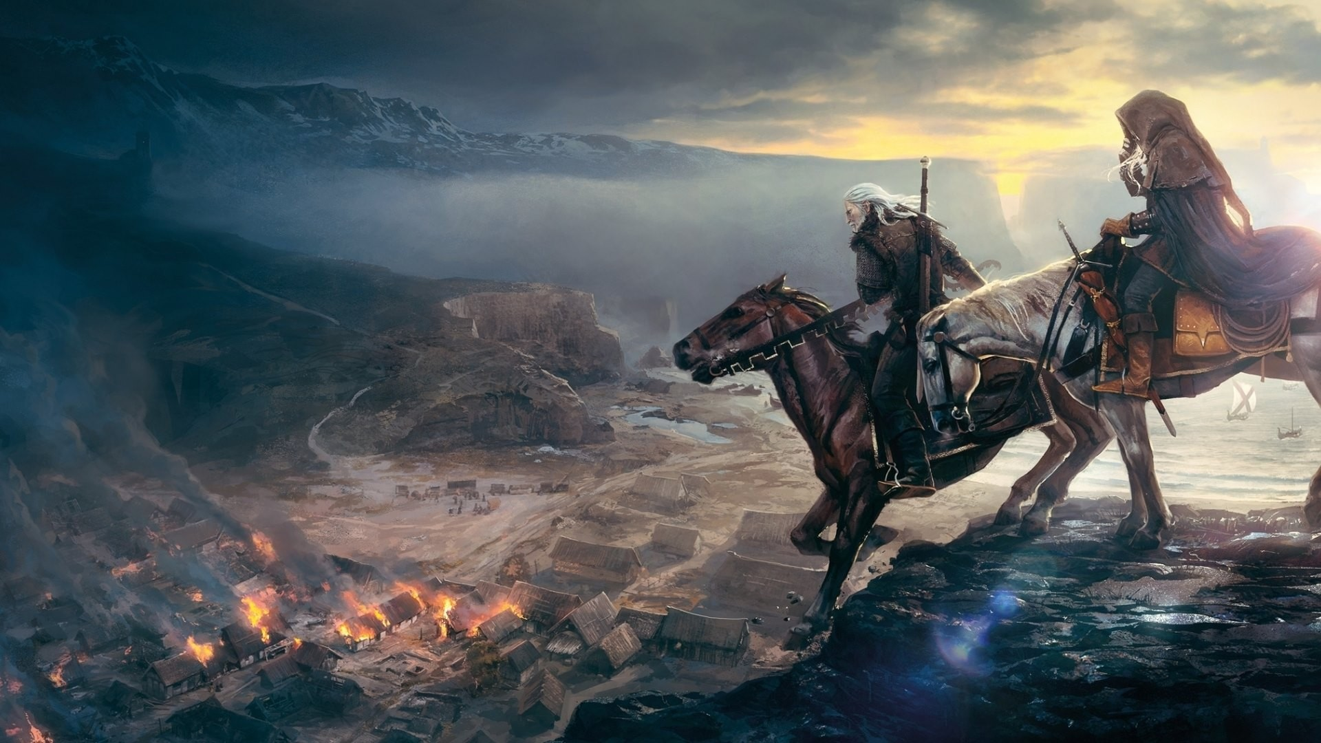 The Witcher 3 Wallpaper 4k: Witcher 3 Wallpaper 4K ·① Download Free Wallpapers For